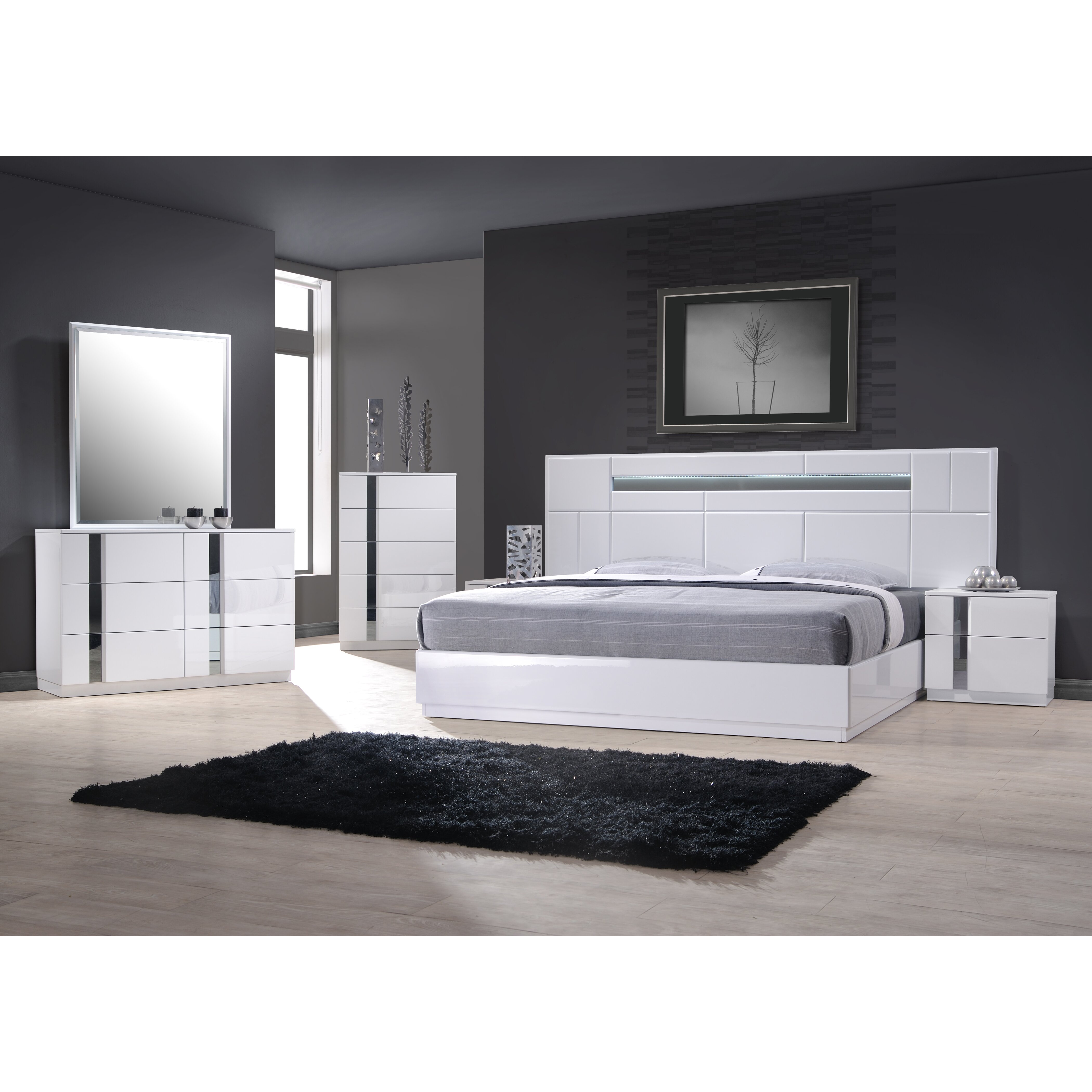 Platform Bedroom Sets Youll Love Wayfair