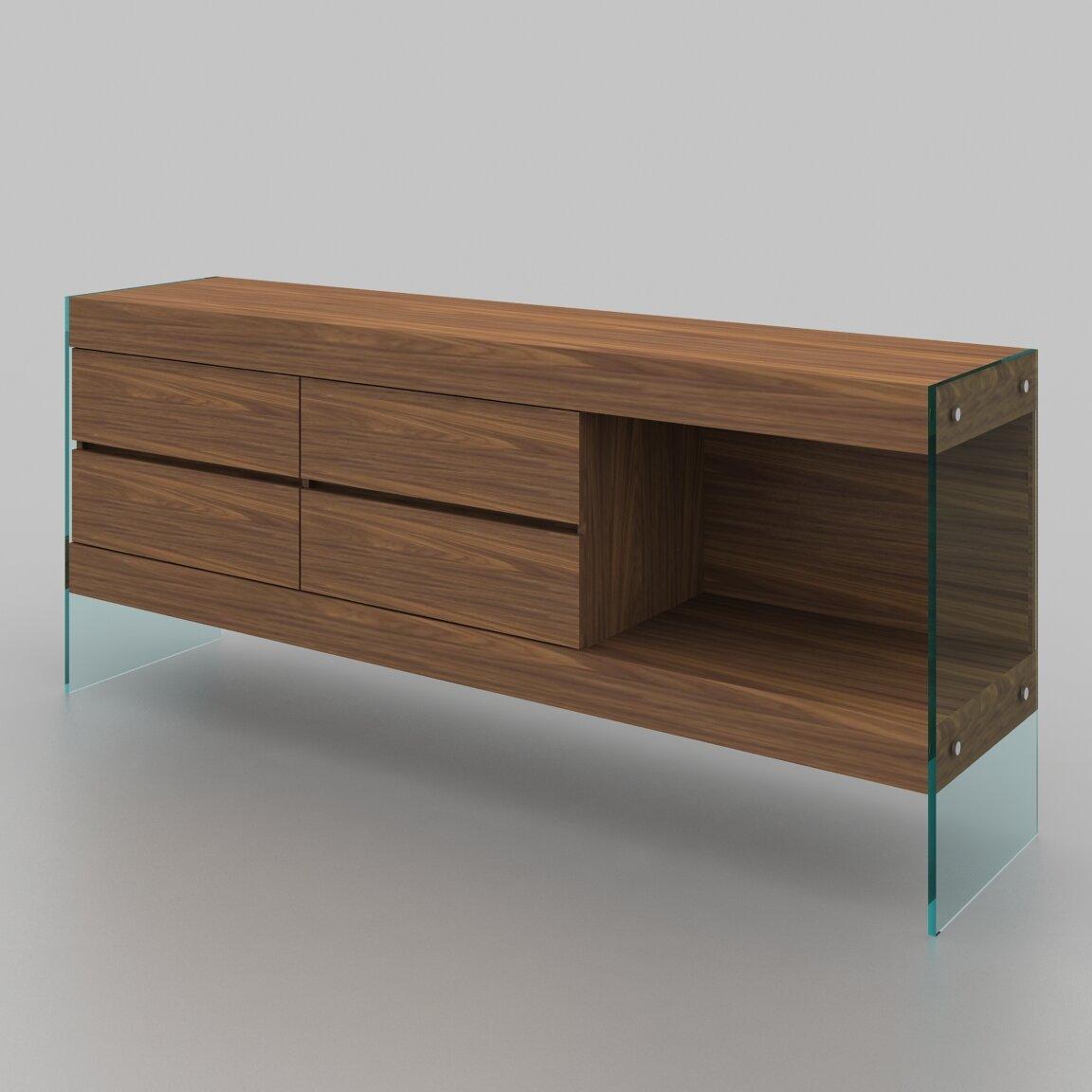 J M Furniture Elm Buffet Reviews Wayfair