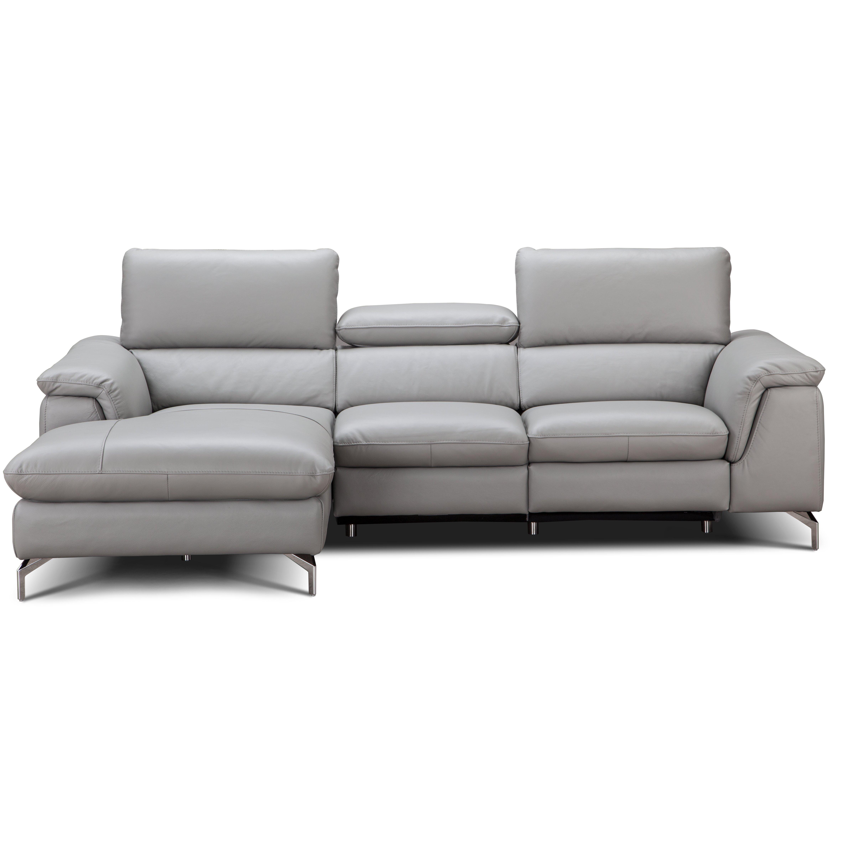 J M Furniture Serena Sectional Reviews Wayfair