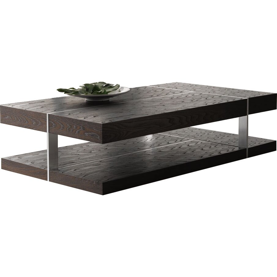 J M Furniture Modern Coffee Table Reviews Wayfair