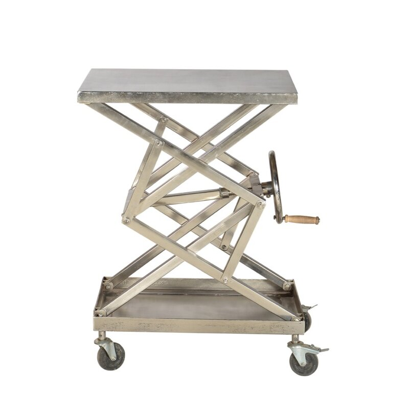 Cdi international modern industrial coffee table wayfair for Wayfair industrial coffee table