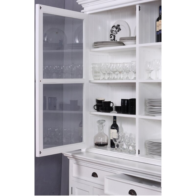 Infinita corporation halifax china cabinet reviews wayfair for Kitchen cabinets halifax