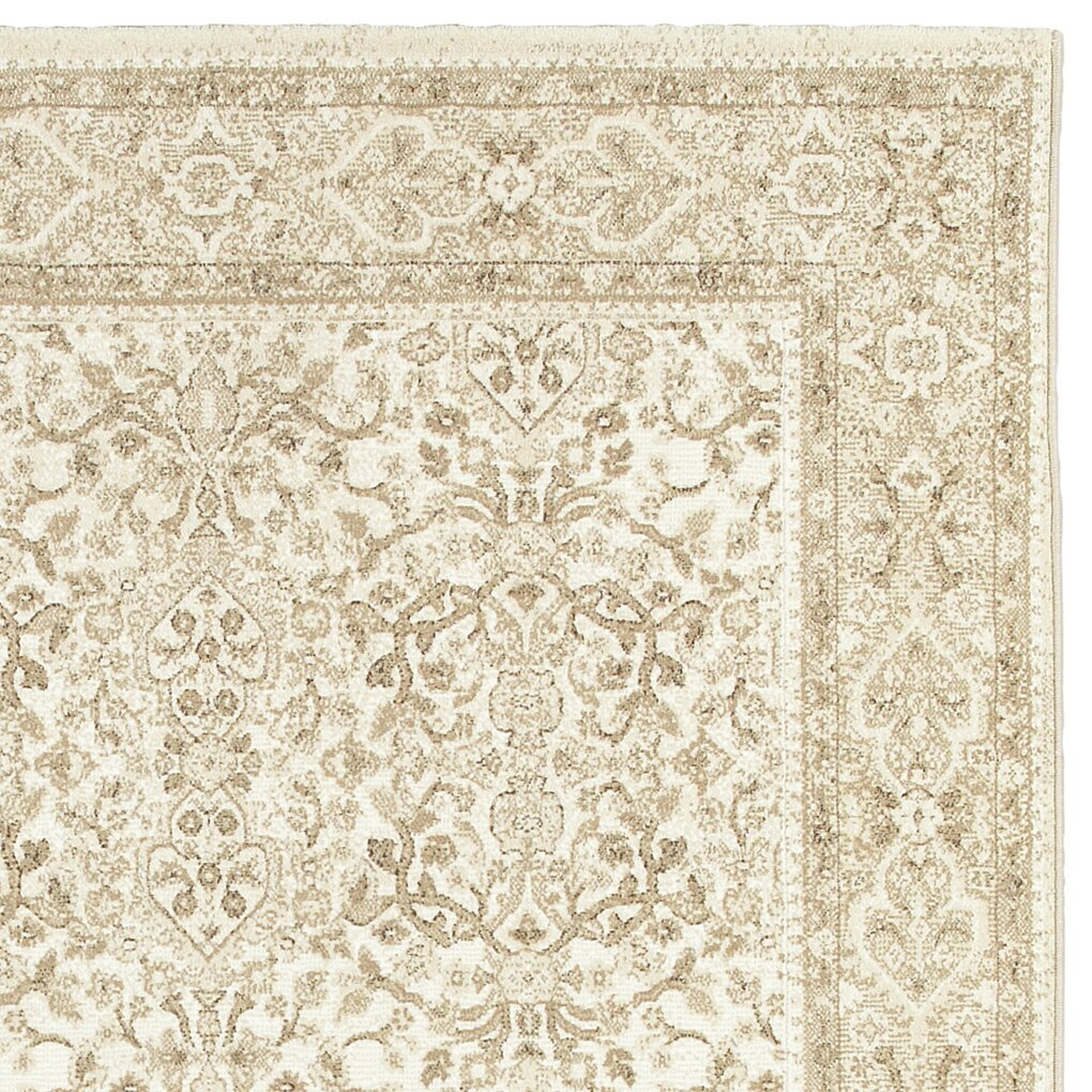 Couristan marina st tropez champagne area rug amp reviews wayfair