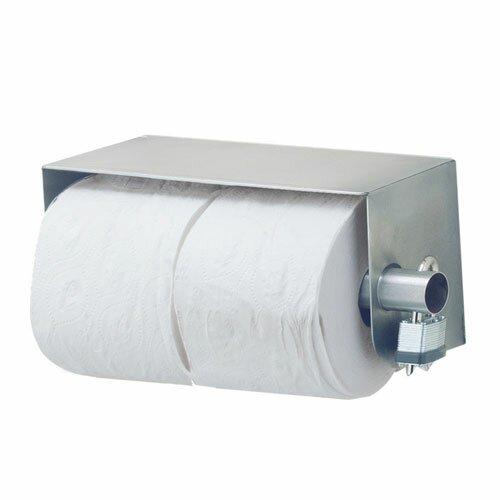 Royce rolls tp series double roll standard dispensers Glass toilet roll holder