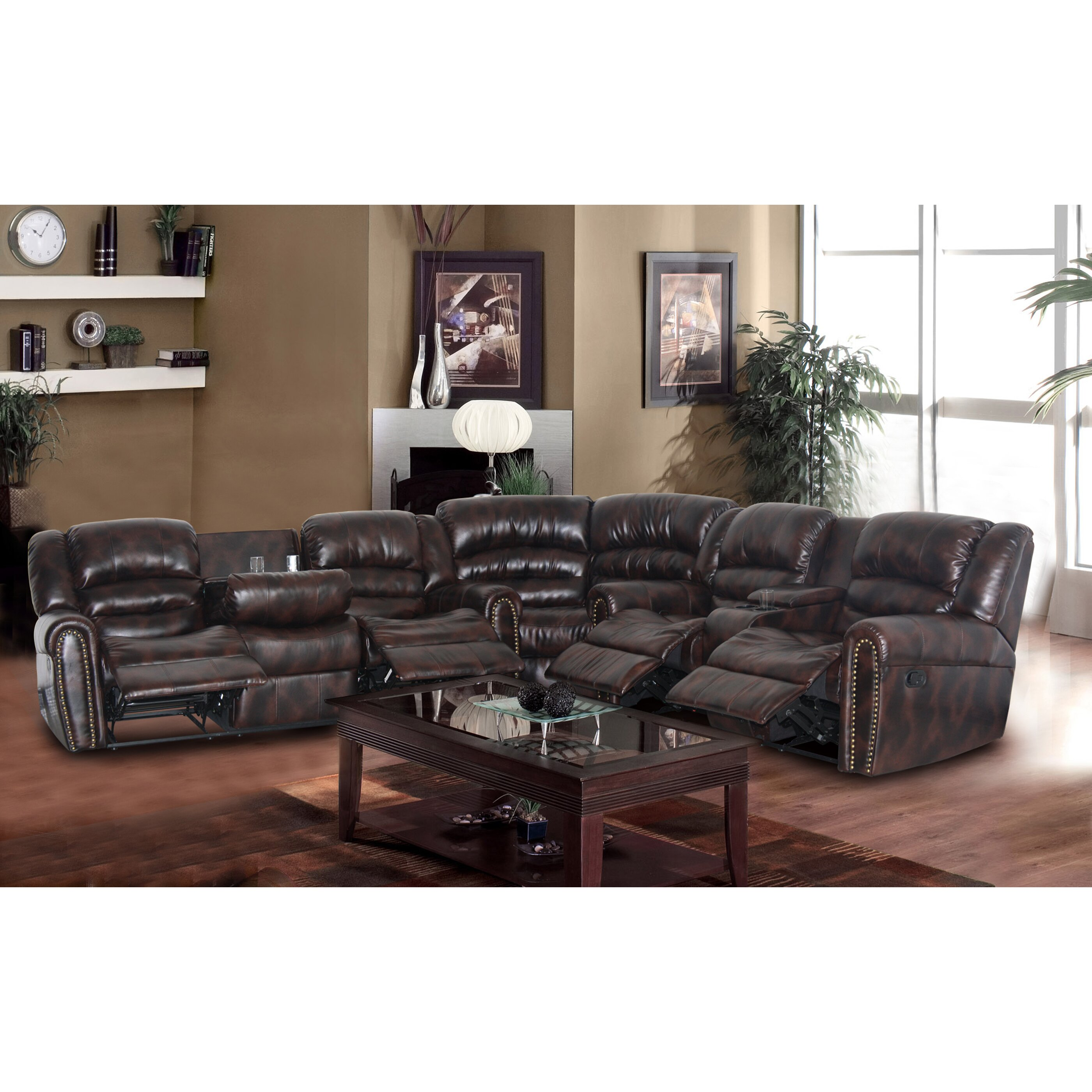 Beverly Fine Furniture Sophy Sectional Amp Reviews Wayfair