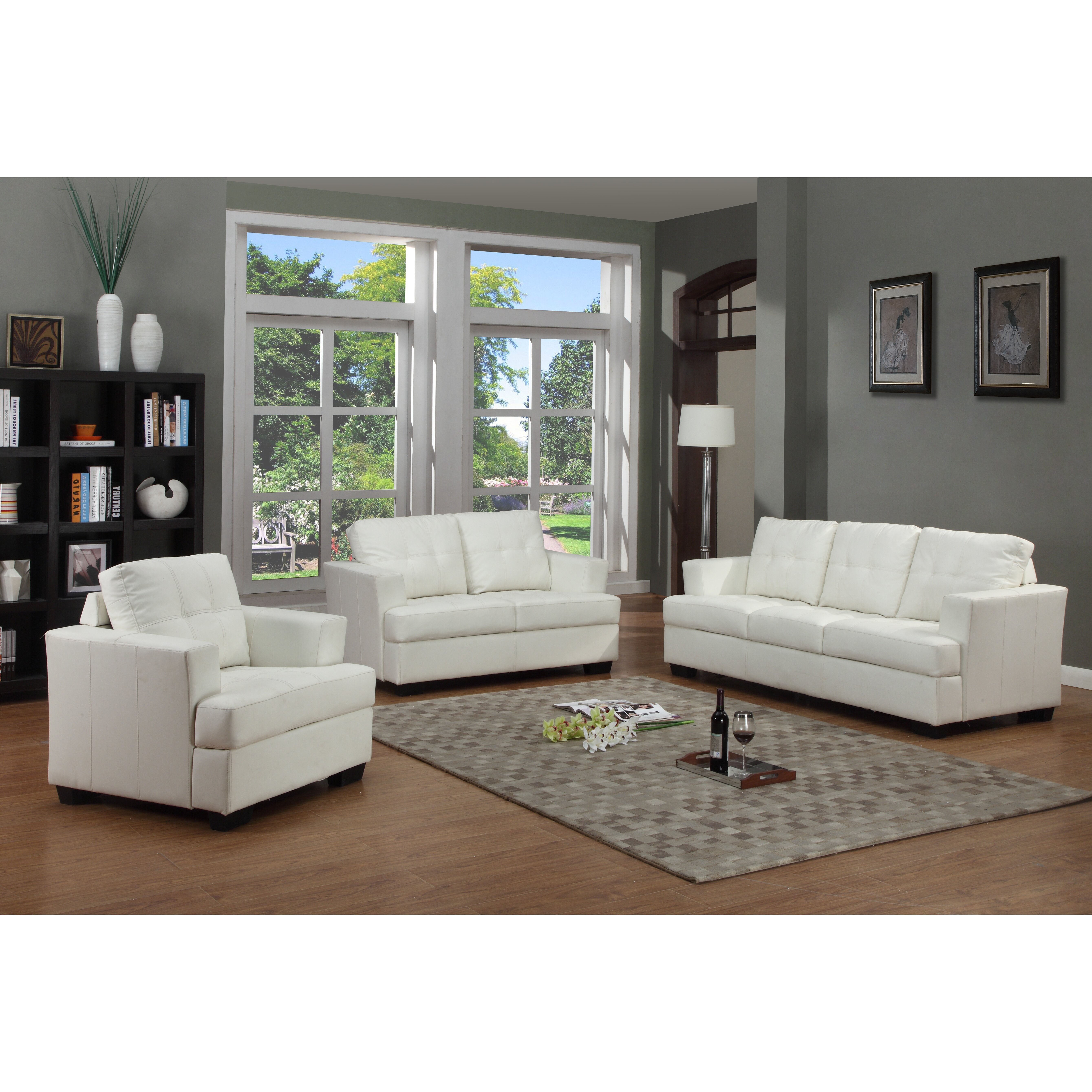 Fine Living Room Furniture: Beverly Fine Furniture Cecilia Living Room Collection