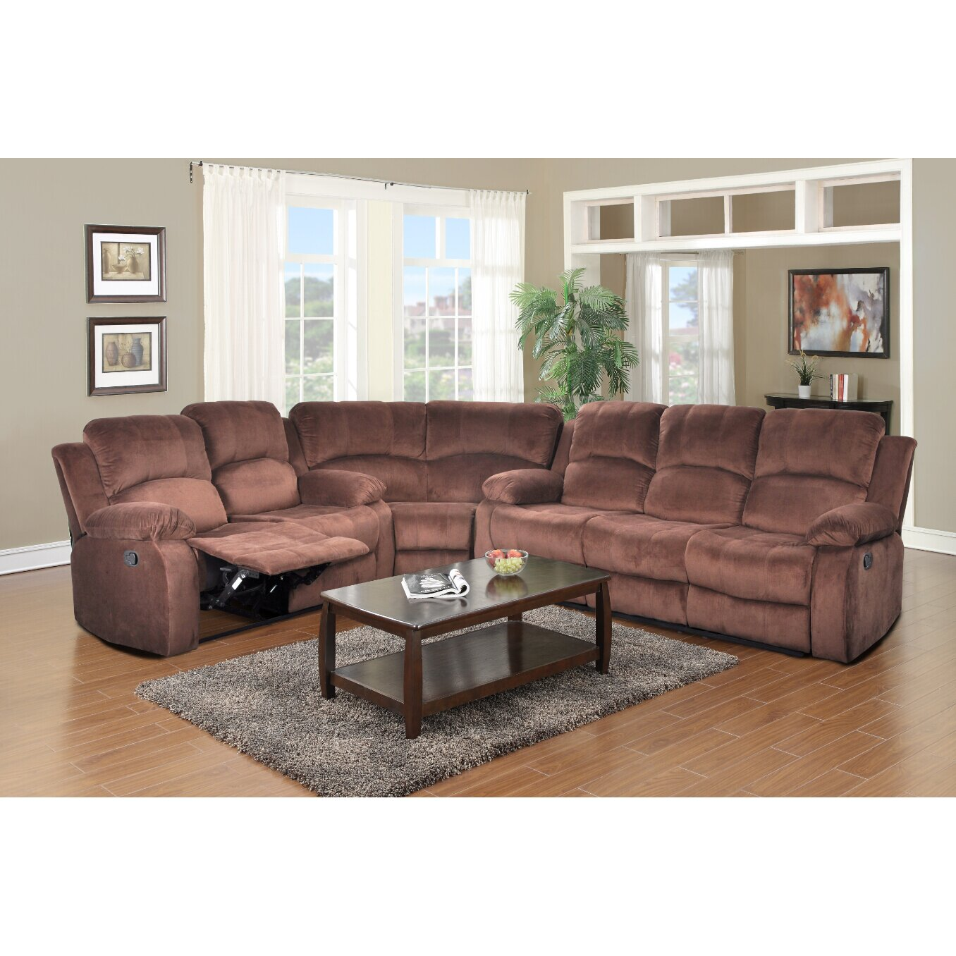 Beverly Fine Furniture Denver Sectional Reviews Wayfair