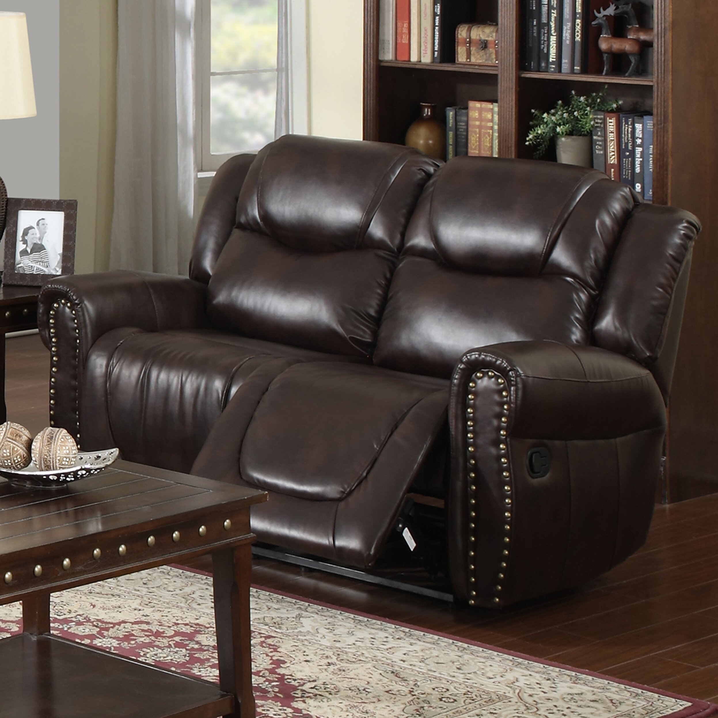 Beverly Fine Furniture Toledo Reclining Loveseat Reviews
