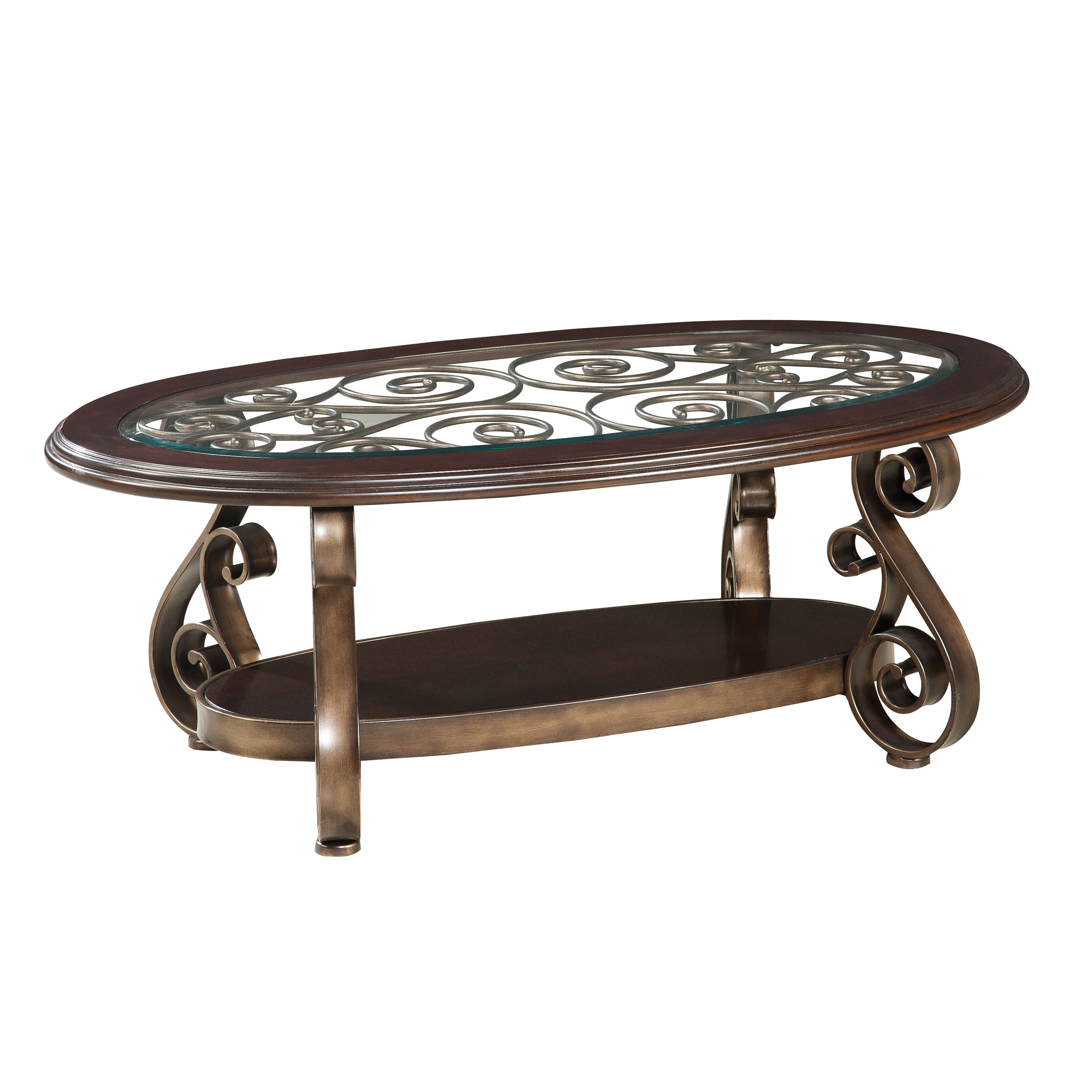 Standard furniture bombay coffee table reviews wayfair for Table standard