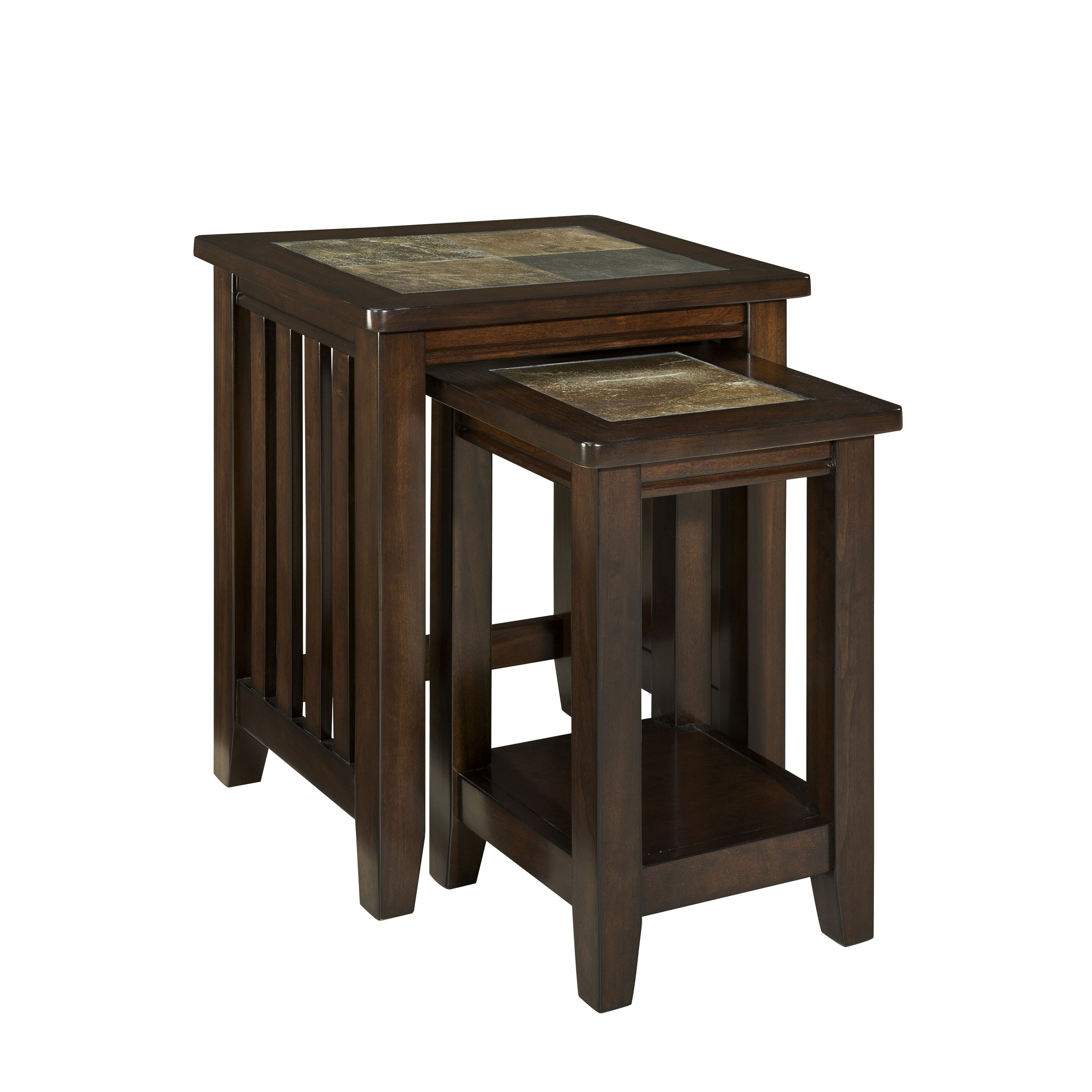 Standard Furniture Napa Valley 2 Piece Nesting Tables Reviews