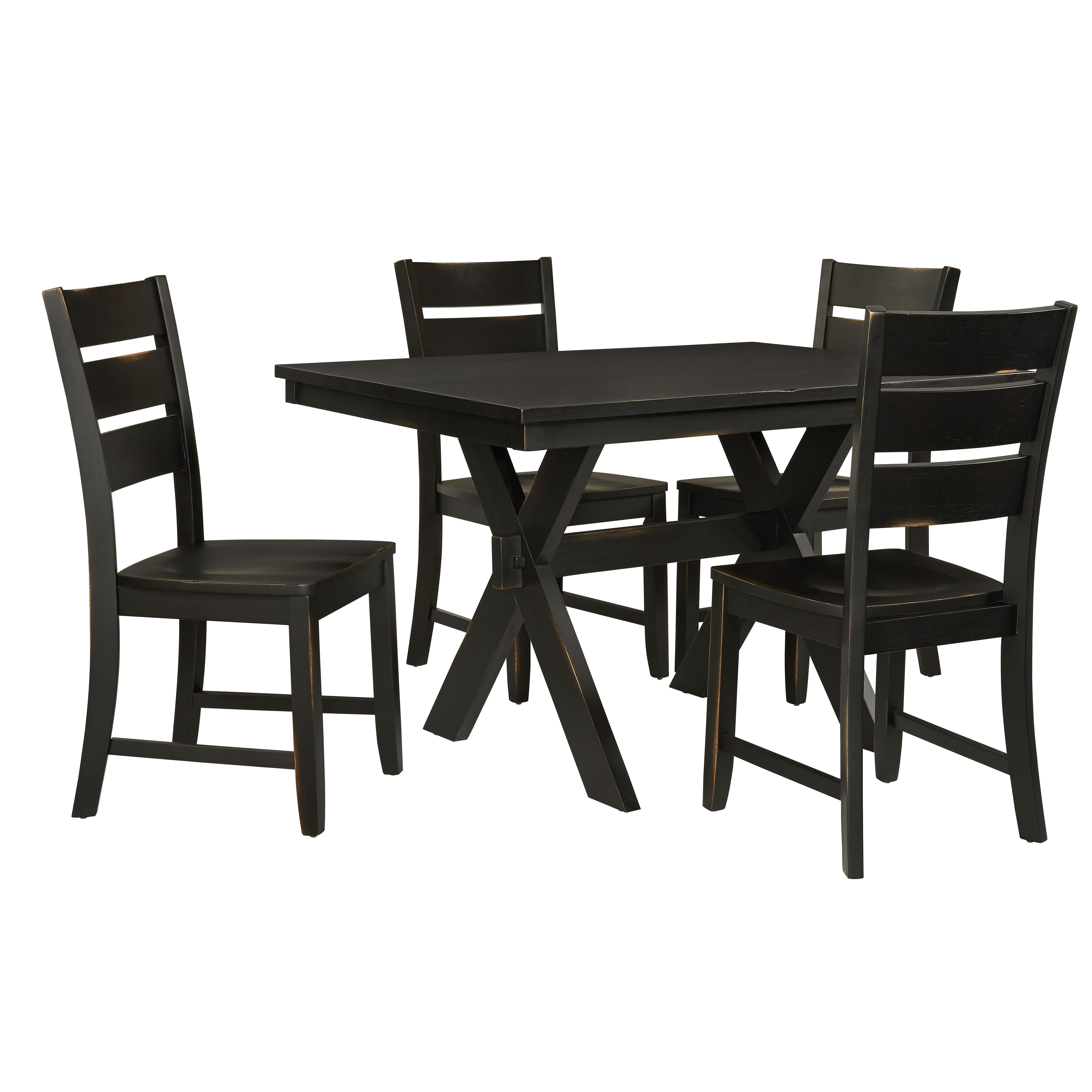 Standard furniture costa 5 piece dining set wayfair for 5 piece dining set