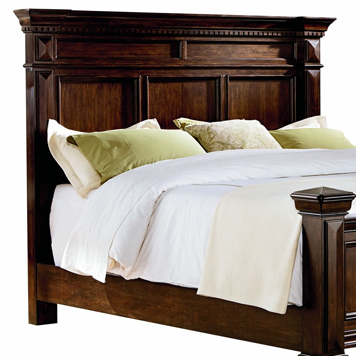 standard furniture charleston panel customizable bedroom