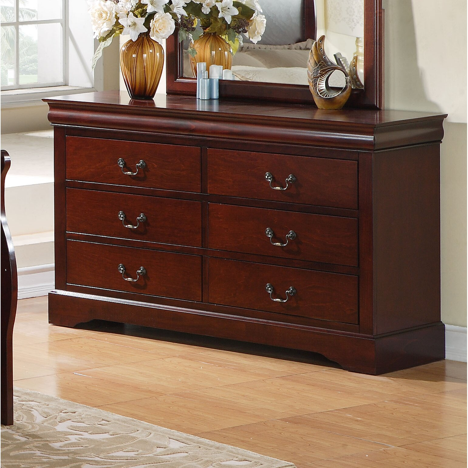 standard furniture lewiston sleigh customizable bedroom