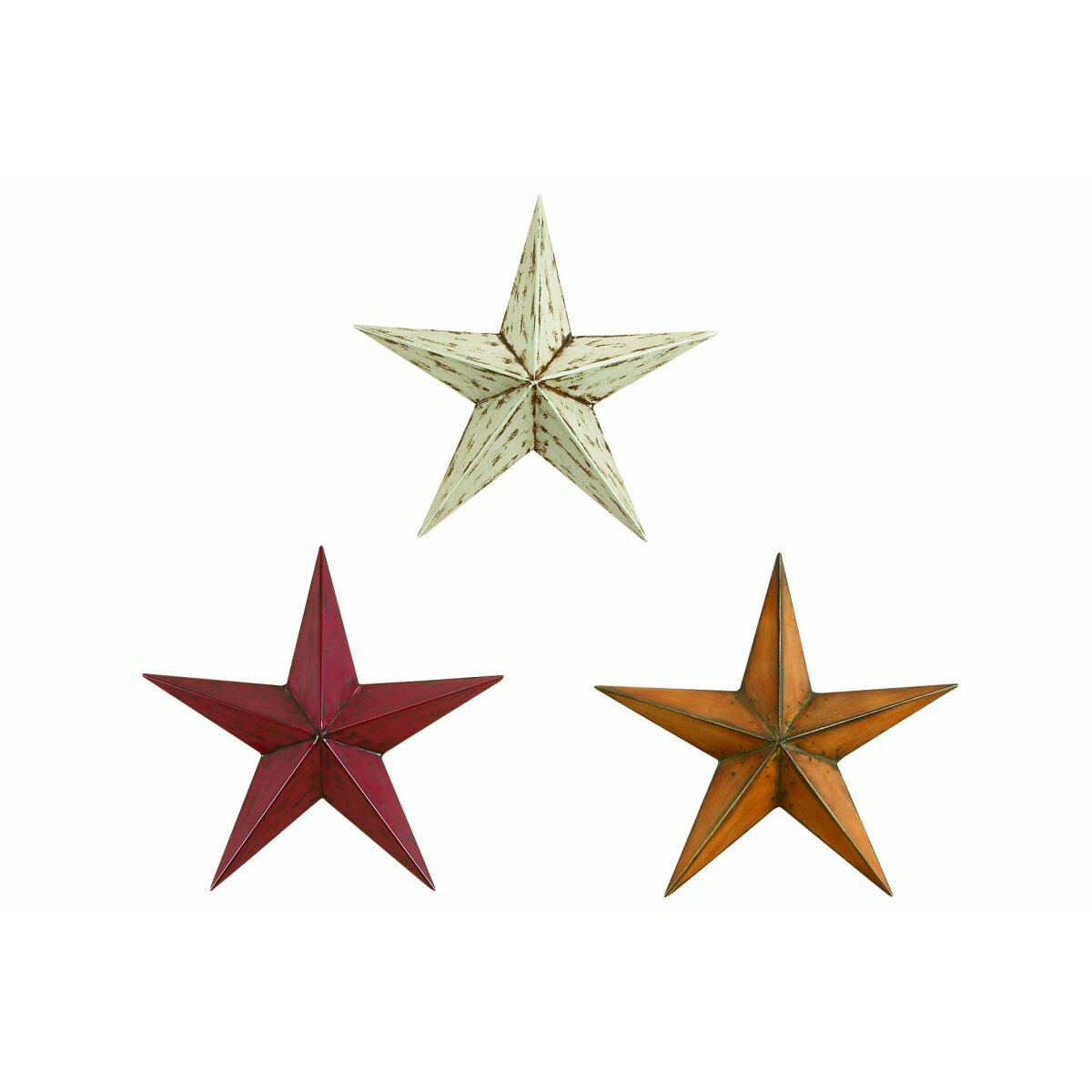Metal Star Wall Decor Cole Grey Metal Star Wall Dccor Reviews Wayfair