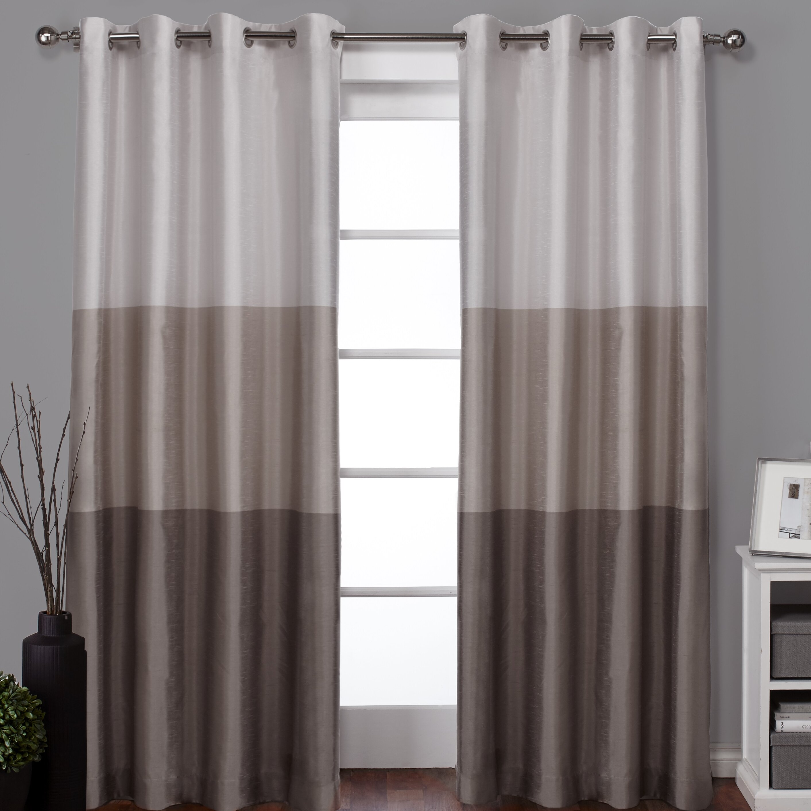 Amalgamated textiles exclusive home light filtering for Home drapes and curtains