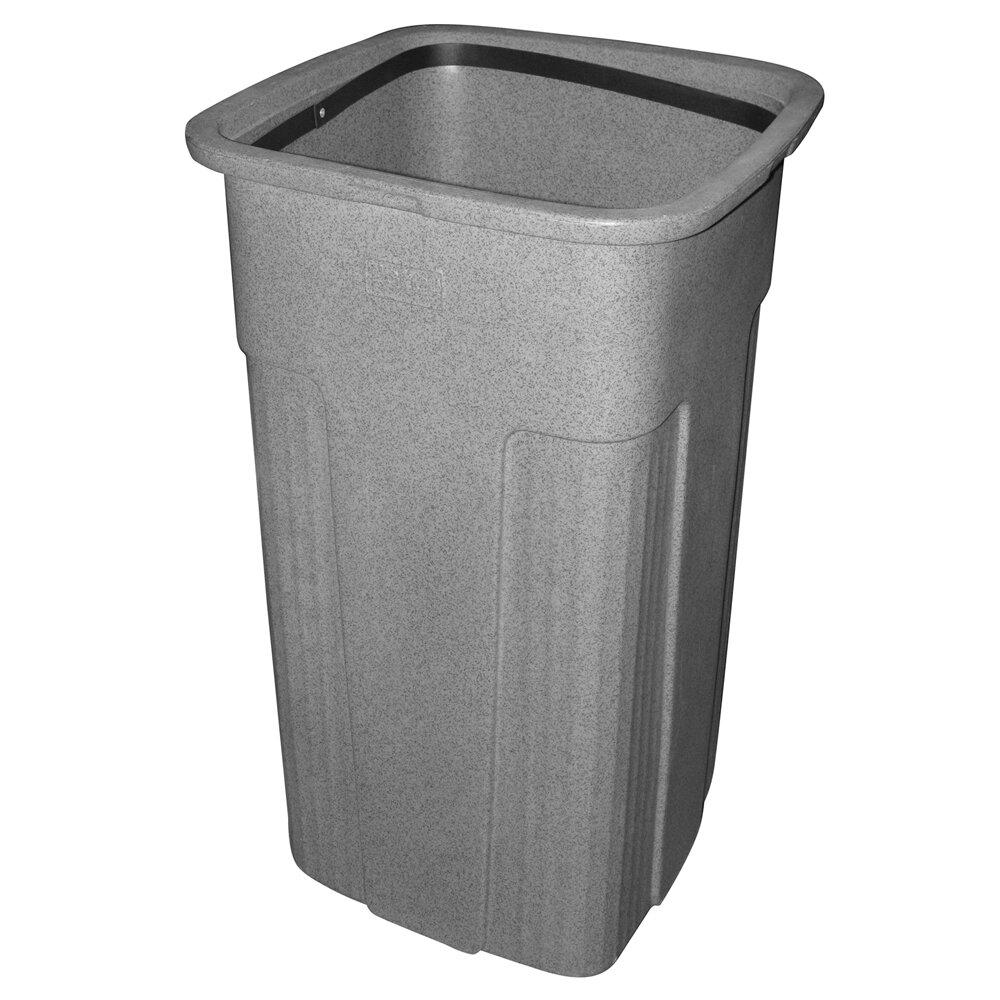 Toter slimline trash container wayfair - Slimline waste bin ...