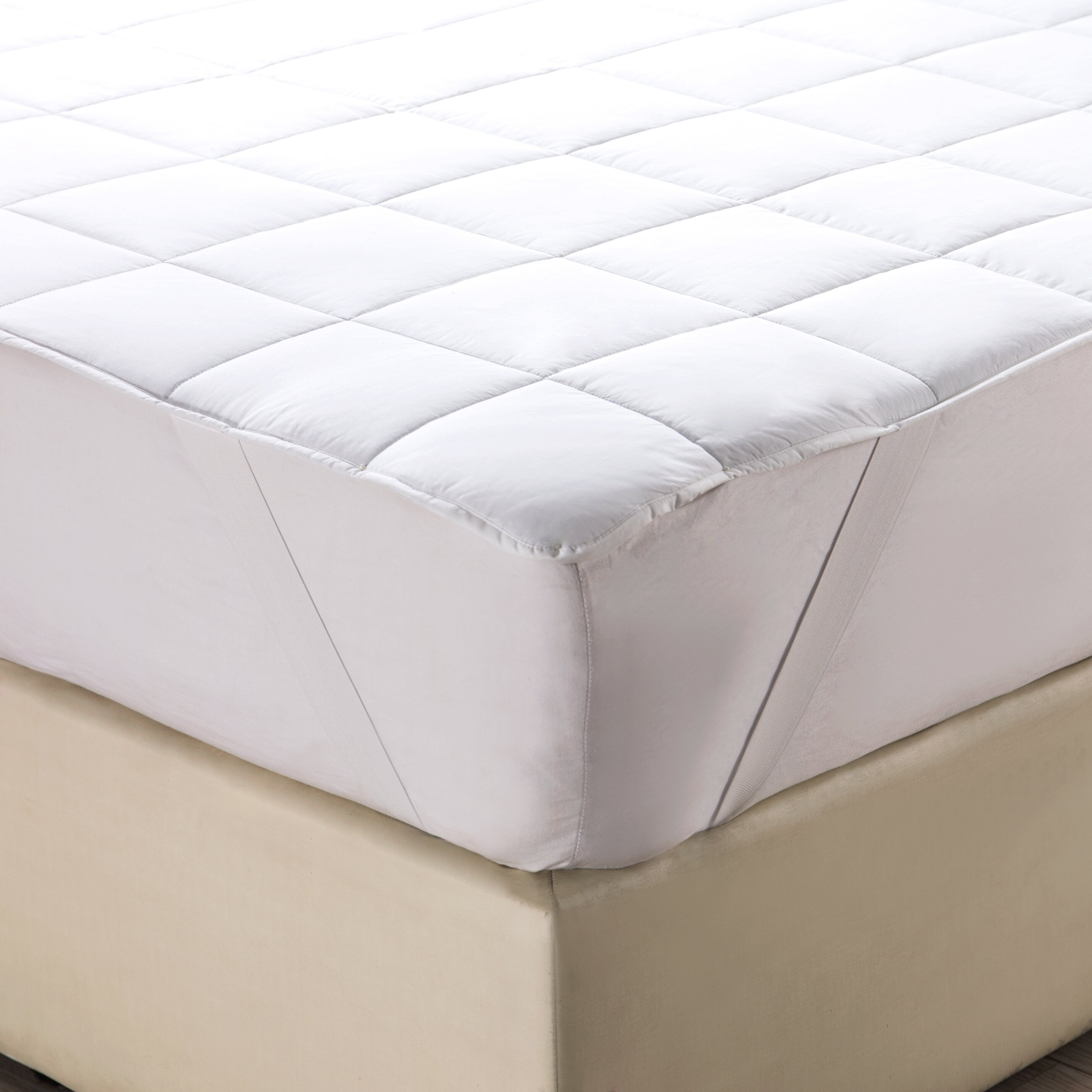 InovatexLLC Waterproof Mattress Pad amp Reviews Wayfair : Pur Luxe Waterproof Mattress Pad 800000000 from www.wayfair.com size 2857 x 2857 jpeg 799kB