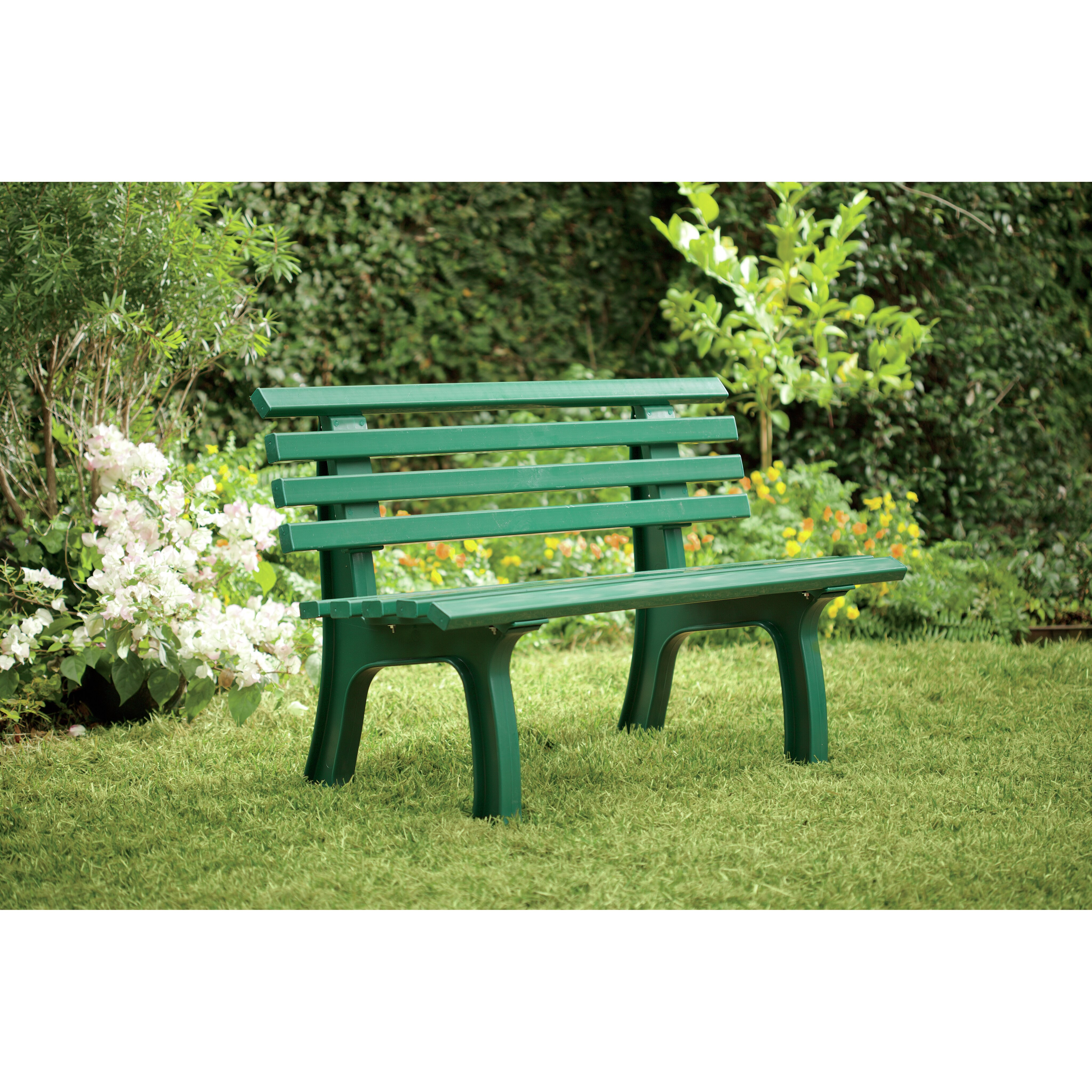 Plow Hearth Resin Park Bench Reviews