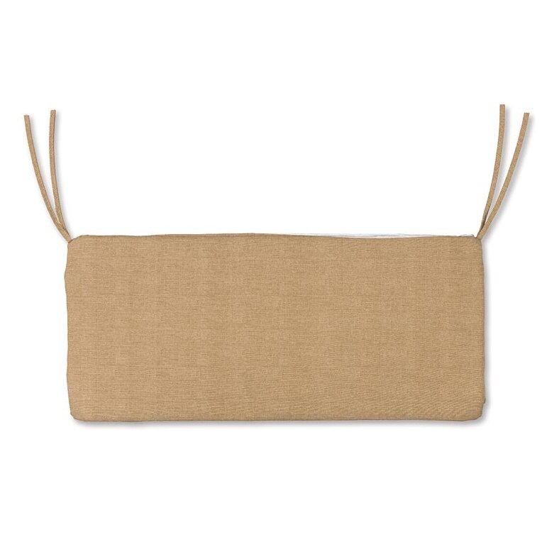Hearth Bench: Plow & Hearth Bench Cushion & Reviews