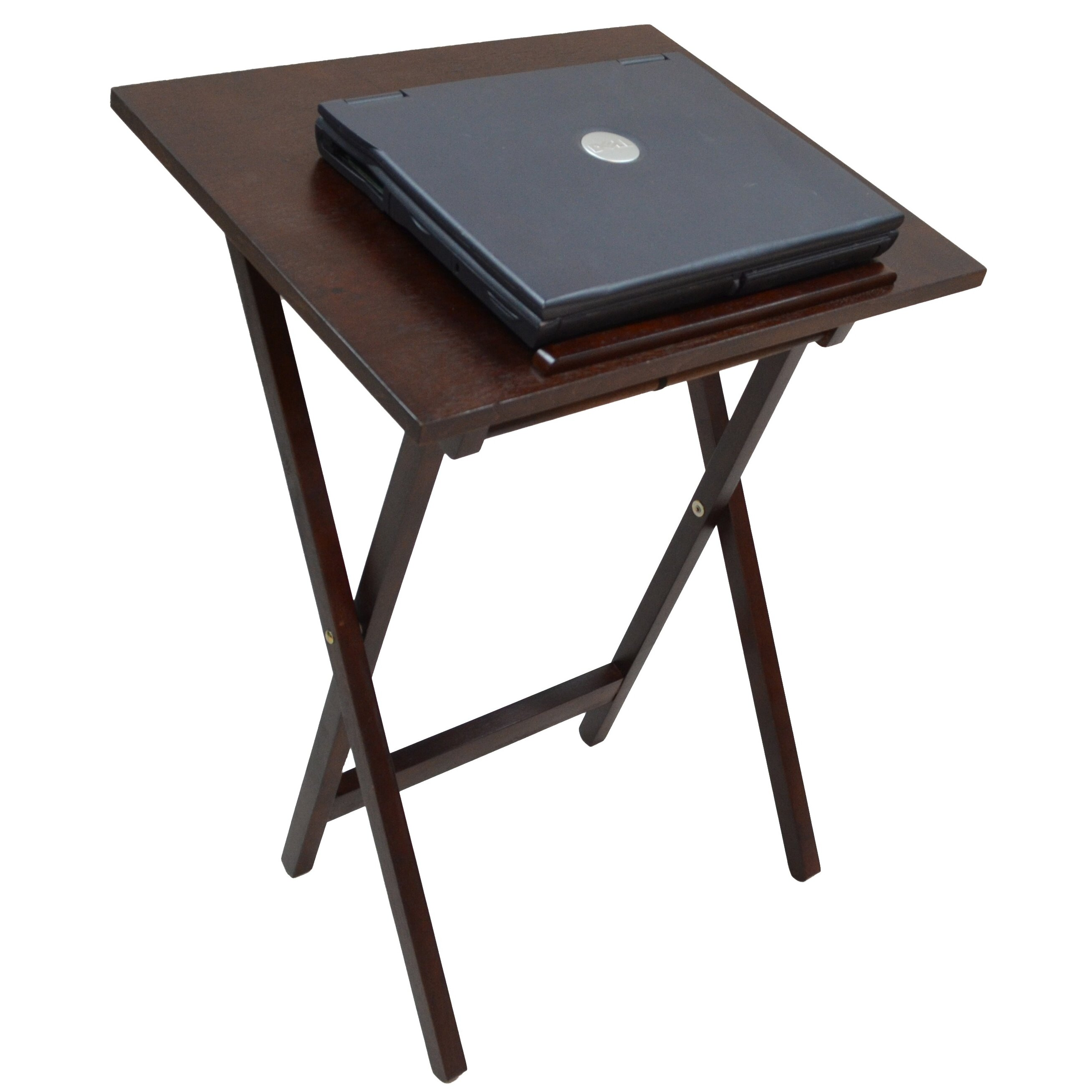 Plow And Hearth Furniture: Plow & Hearth Smart Tray Snack/Laptop Table