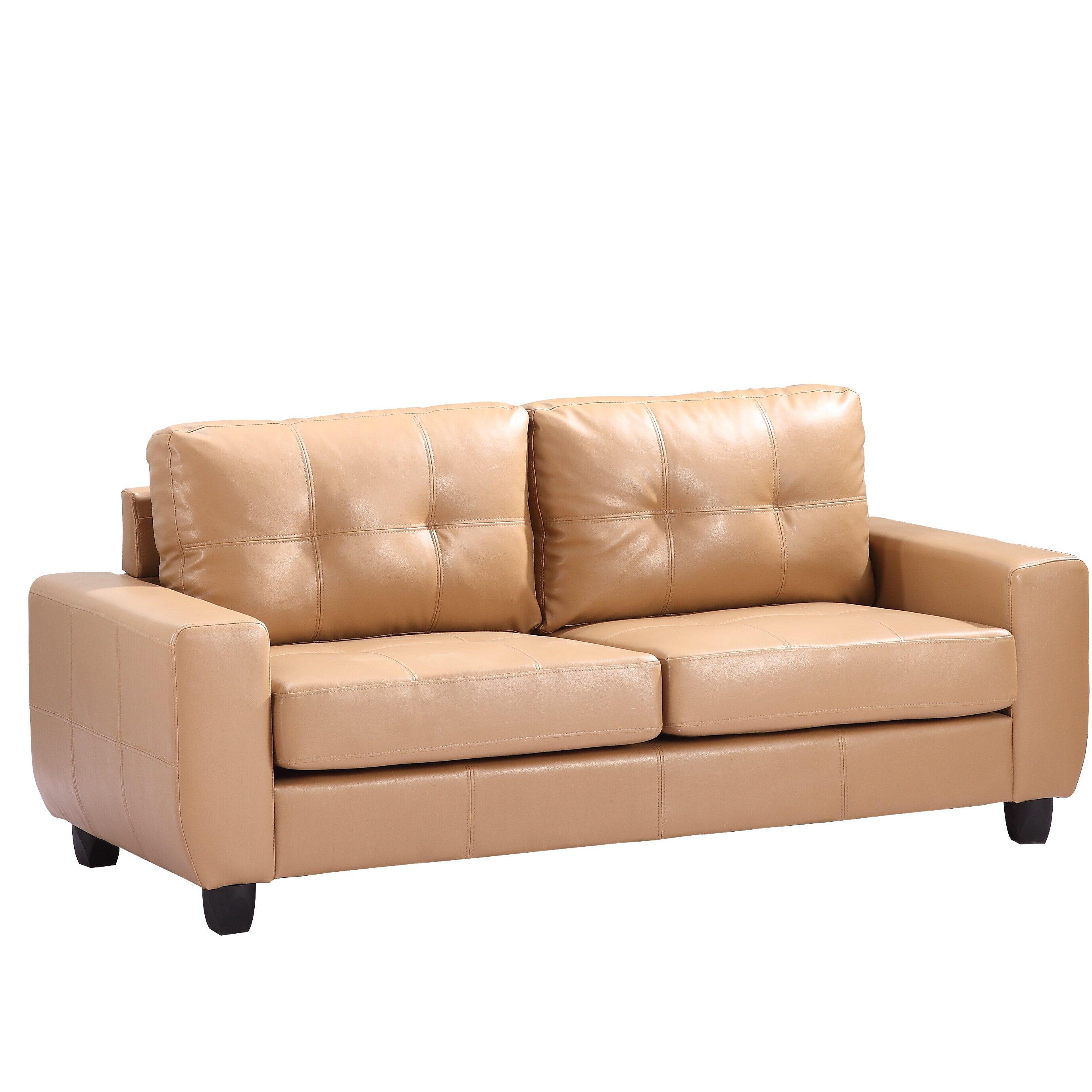 Glory furniture lina sofa reviews wayfair for I furniture reviews