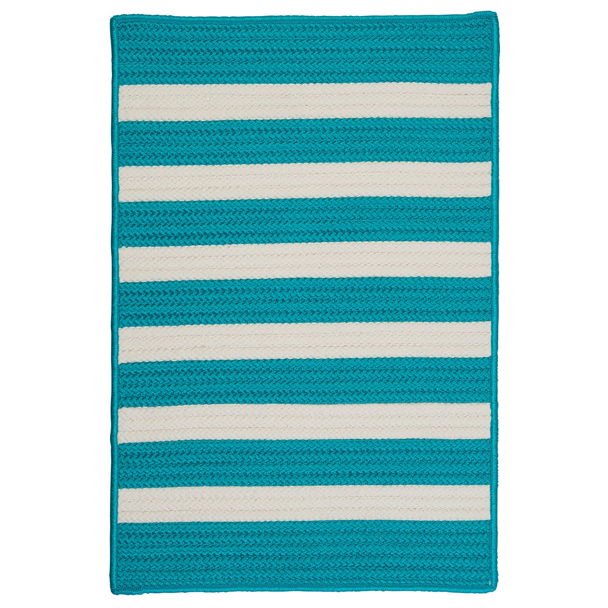 Turquoise Outdoor Rug Fab Rugs World Venice Gray Turquoise
