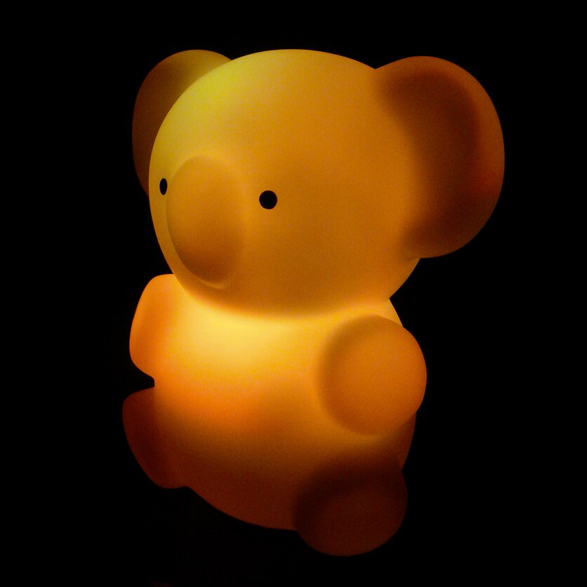 Kushies Baby Koala Rechargeable Led Night Light Reviews