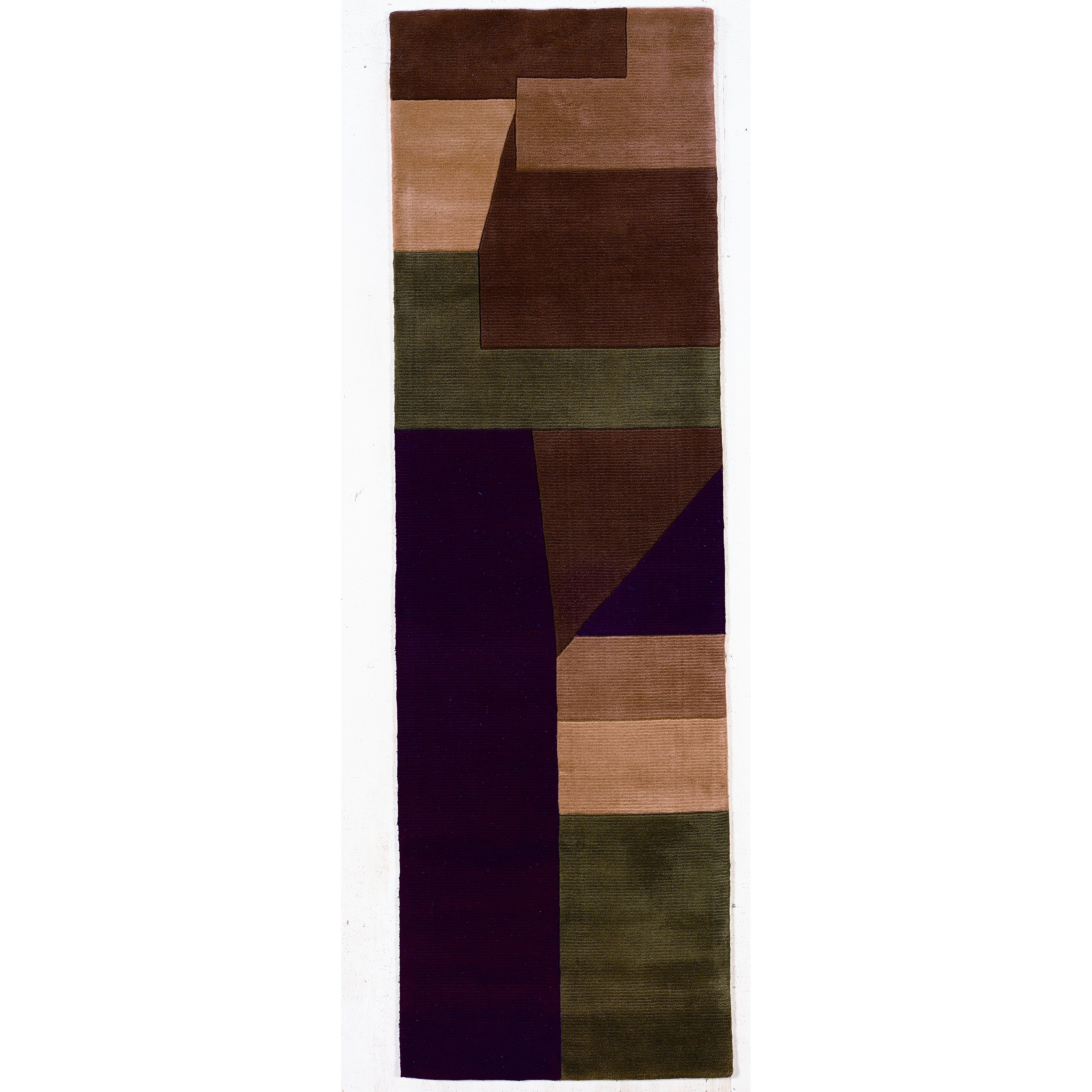 Momeni New Wave IV Wine Area Rug & Reviews