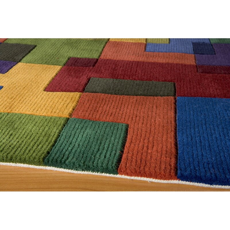 Momeni New Wave IV Area Rug & Reviews