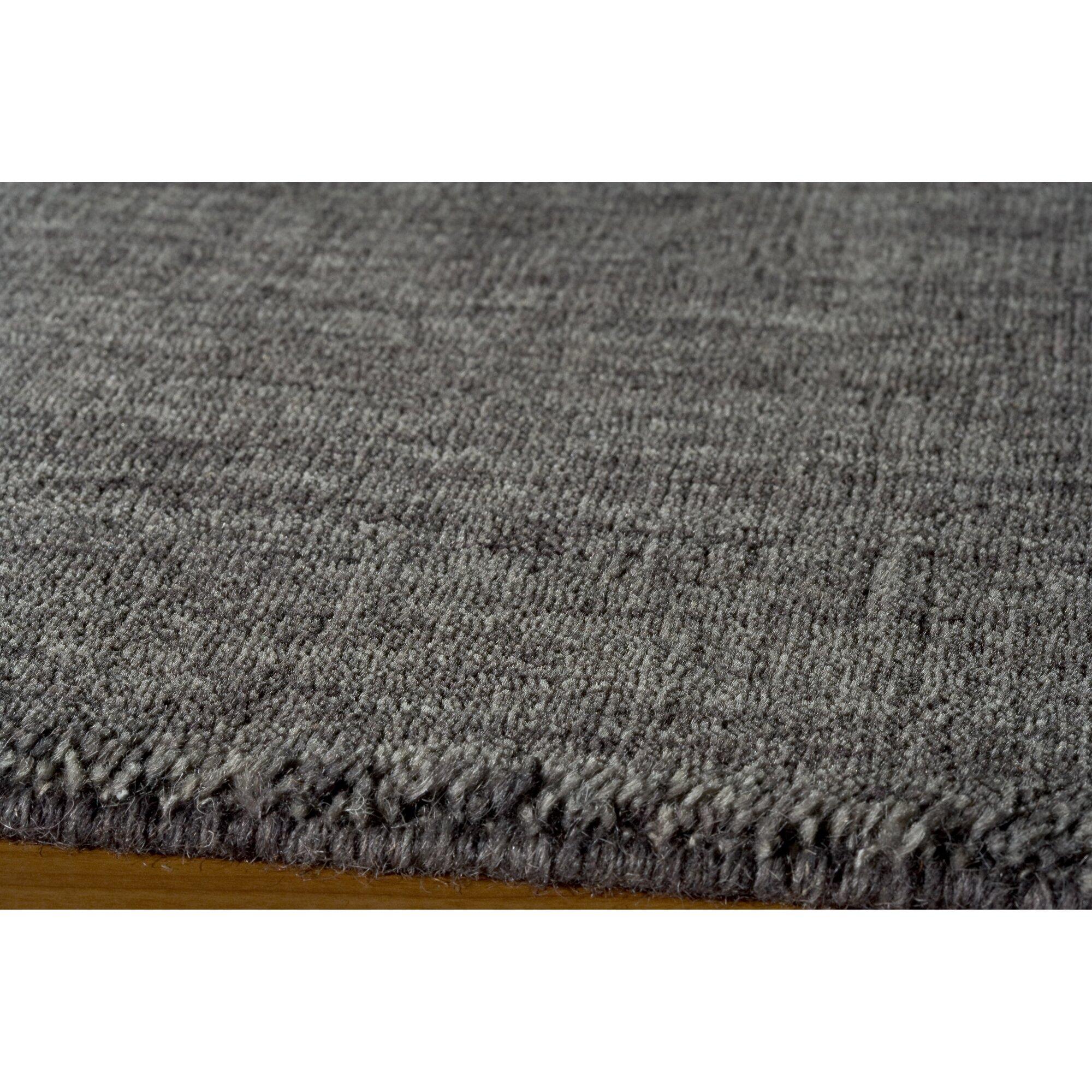 momeni gramercy loomed charcoal area rug reviews wayfair ca