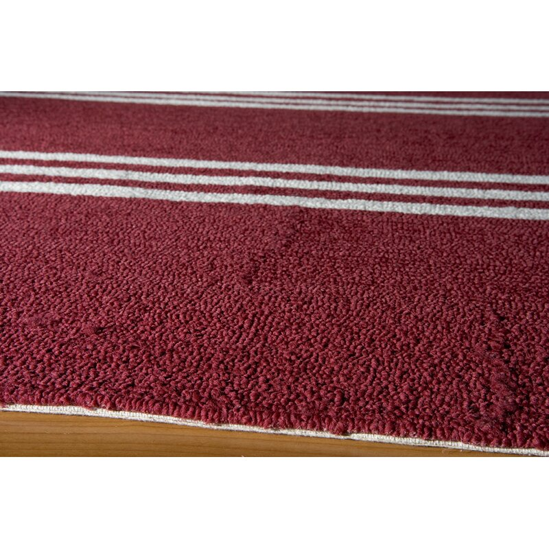 Momeni Veranda Red Outdoor Area Rug & Reviews