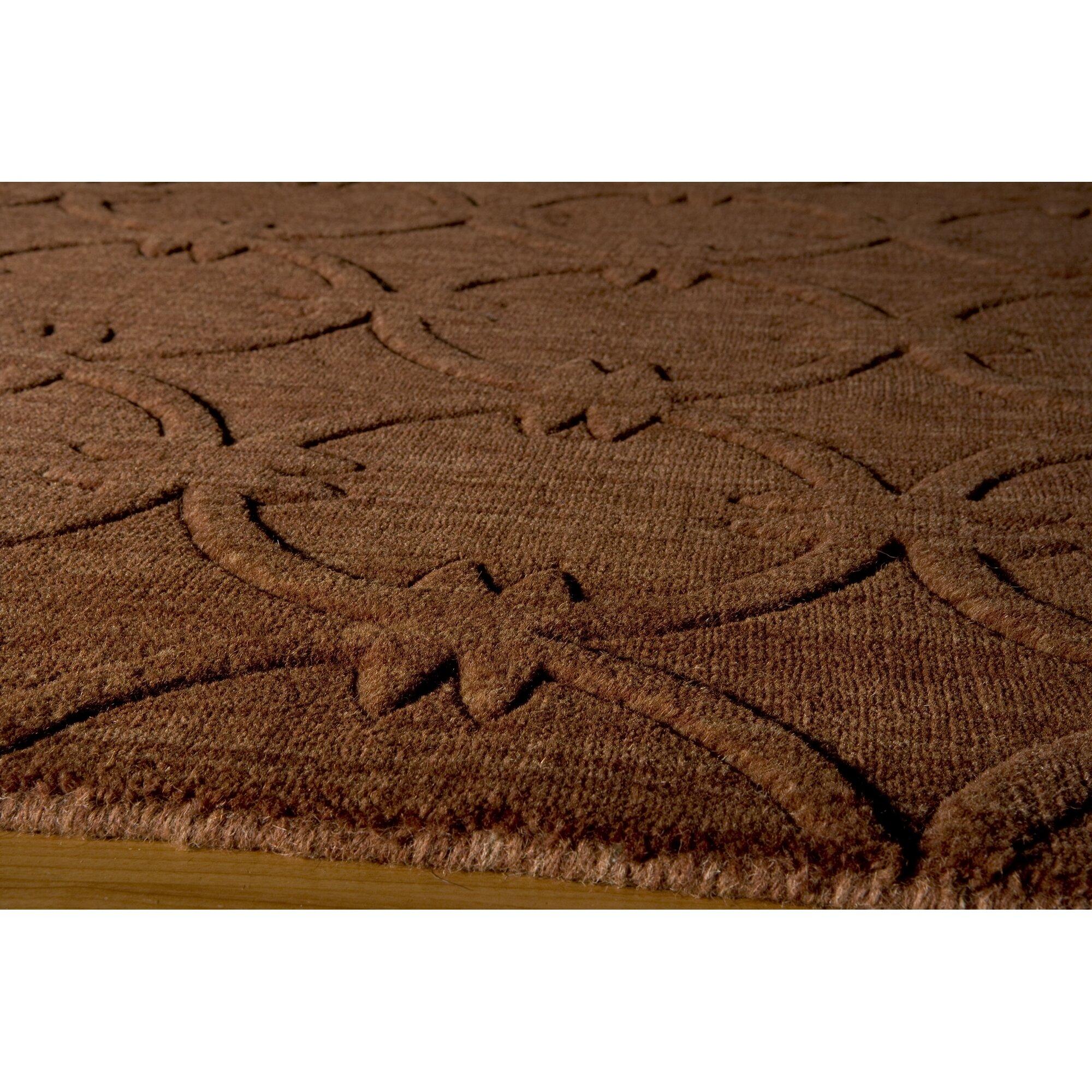 Momeni gramercy copper area rug reviews wayfair for Momeni rugs