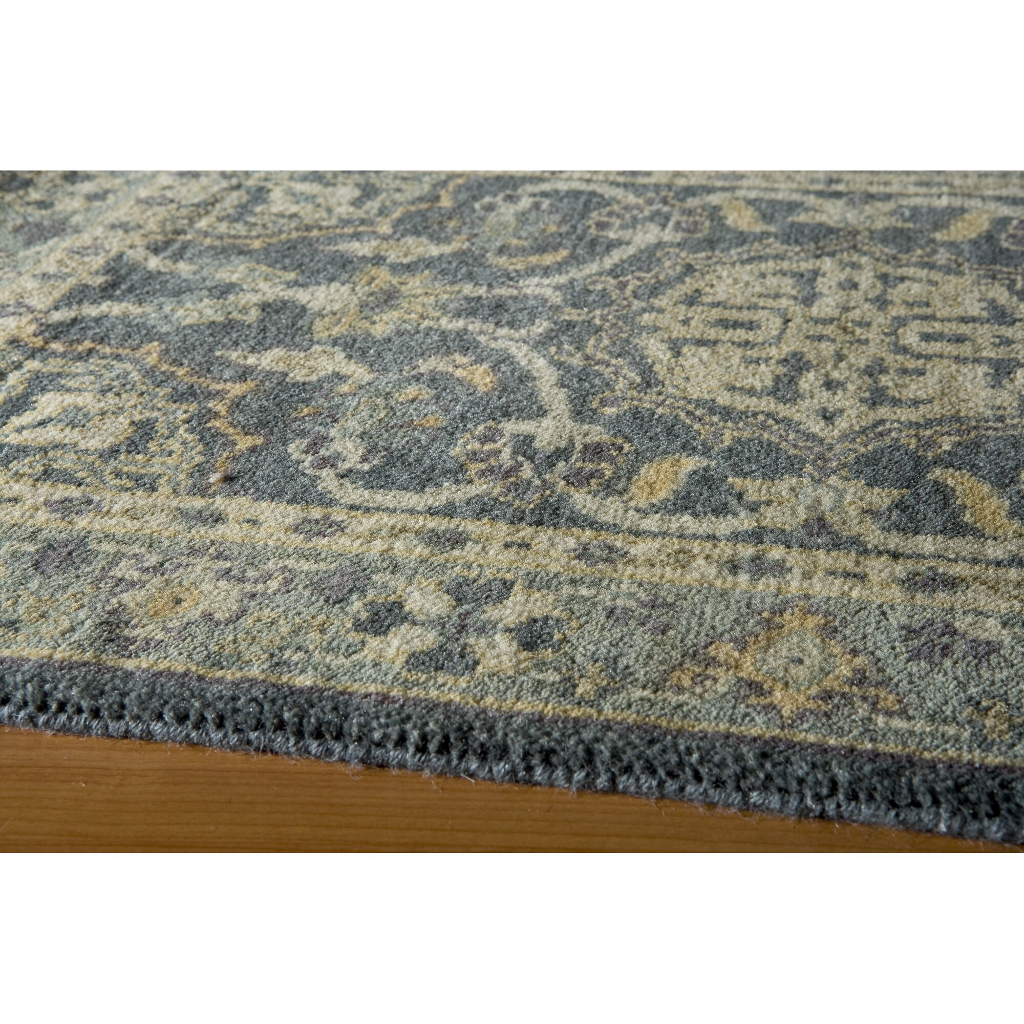 momeni shalimar blue area rug wayfair