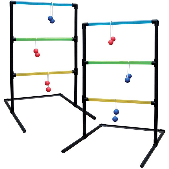 Triumph Sports Usa Beginner Transparent 15 Piece Ladder