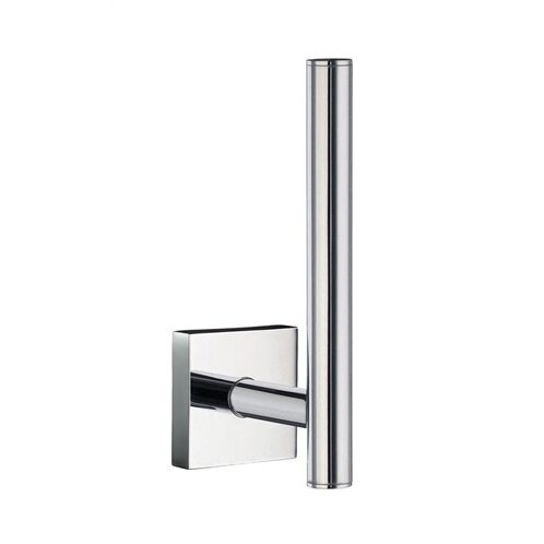 Smedbo house wall mounted spare toilet roll holder Glass toilet roll holder