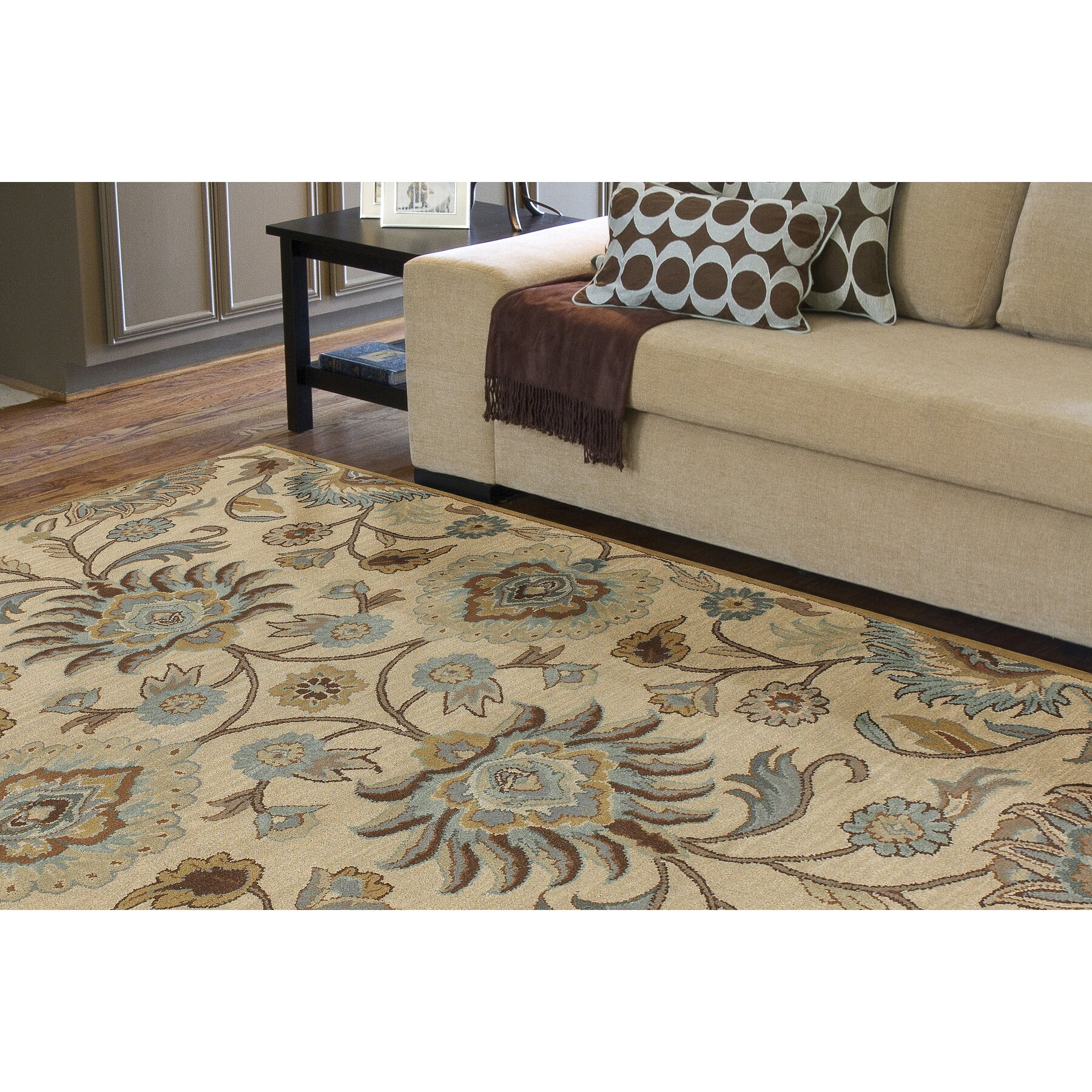 tufted area rugs surya amanda tufted ivory area rug wayfair 2958