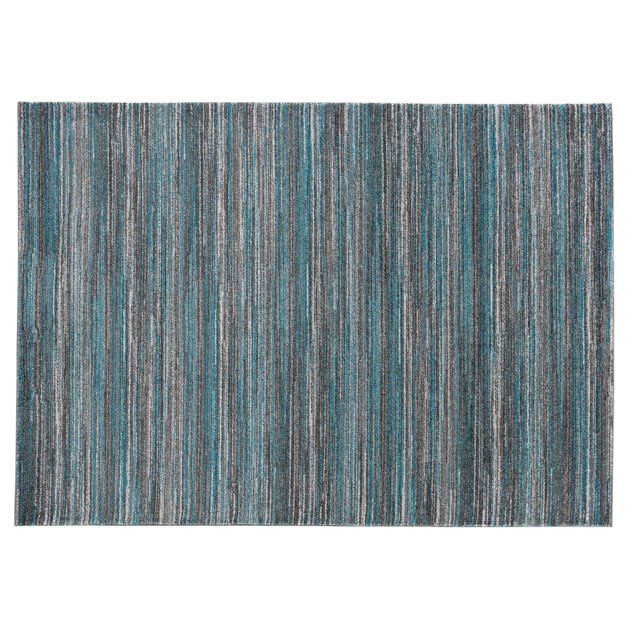 Balta norwell gray blue area rug wayfair for 10x10 living room rugs