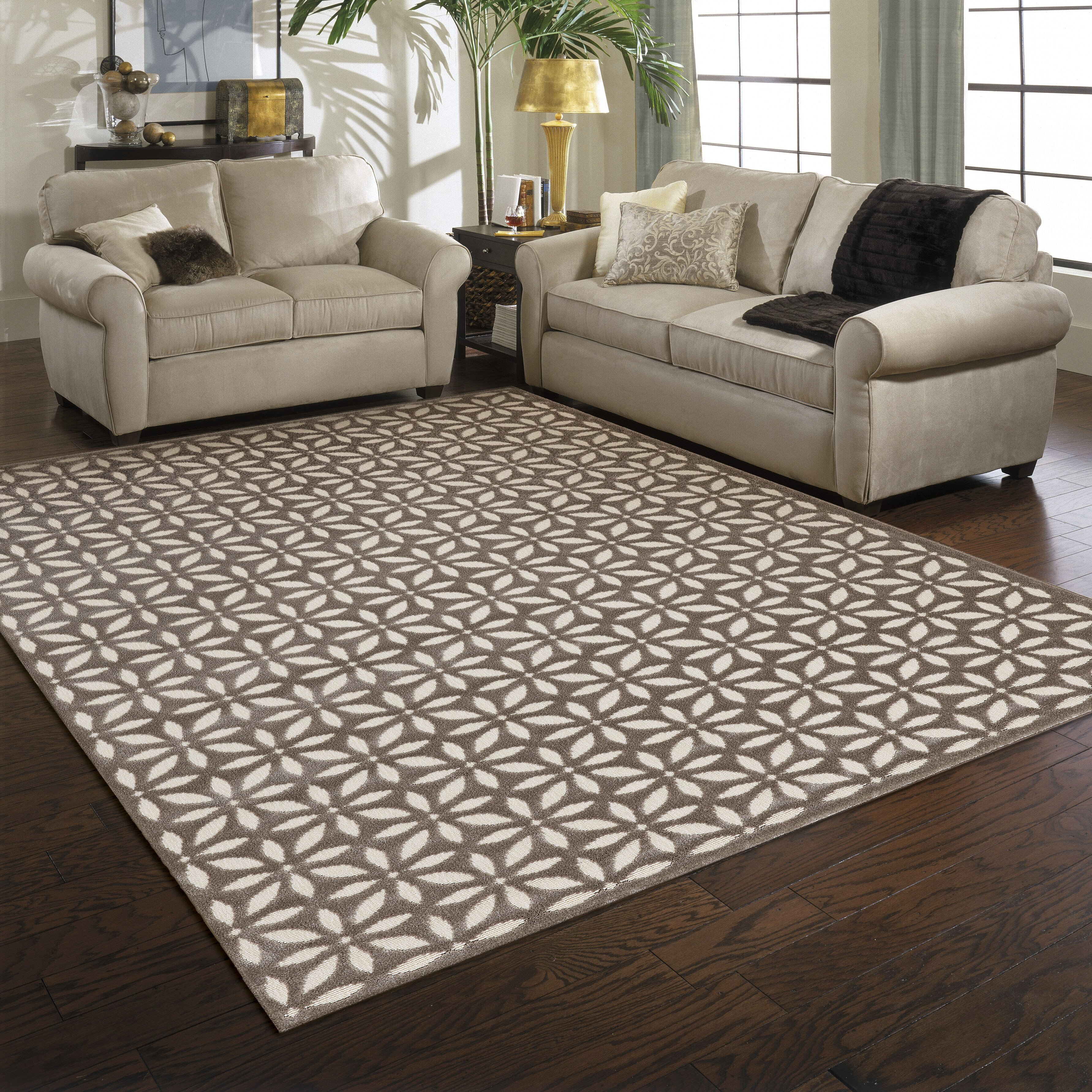 Balta beige grey area rug for Grey and tan rug