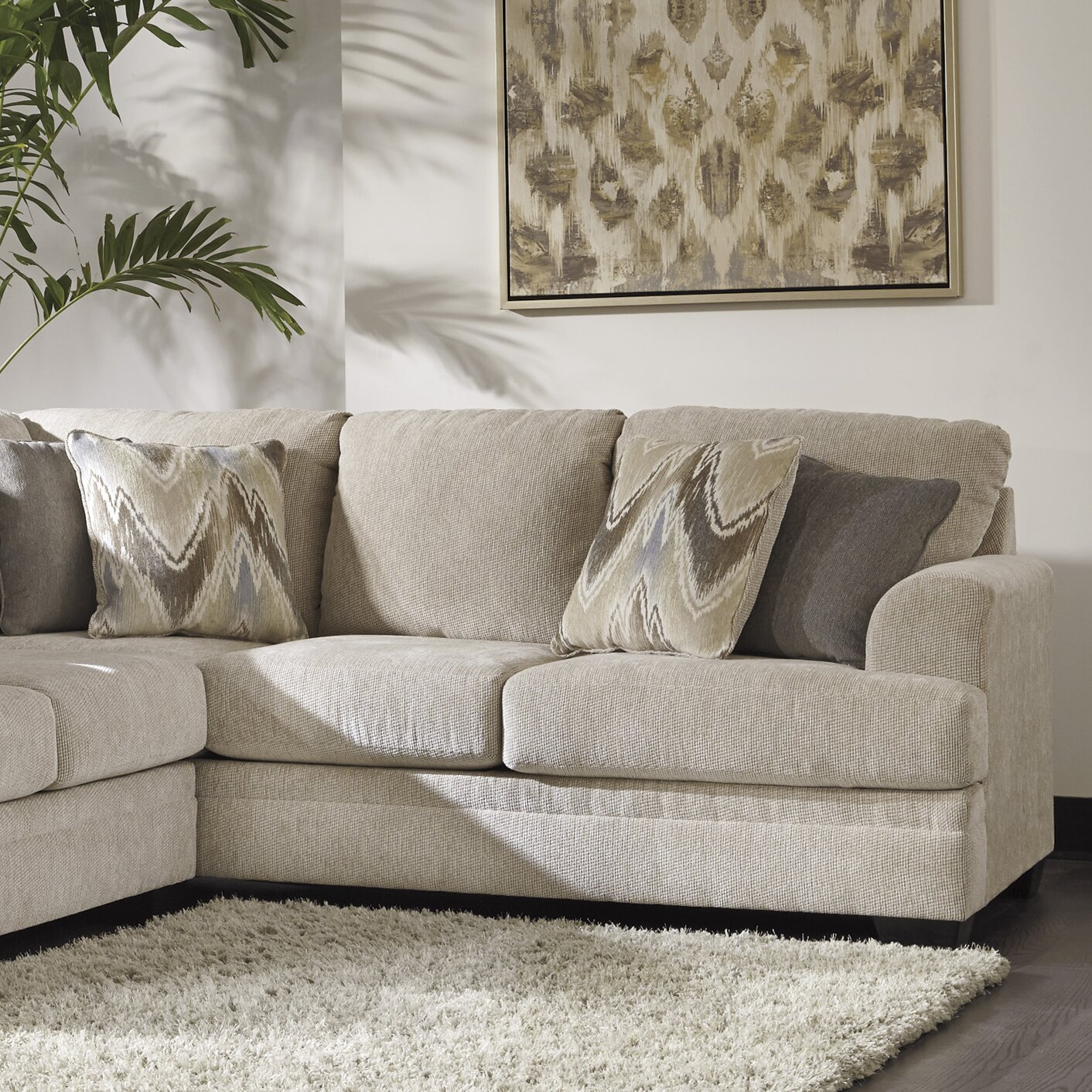 benchcraft sectional reviews benchcraft ameer sectional amp reviews wayfair ca 1583