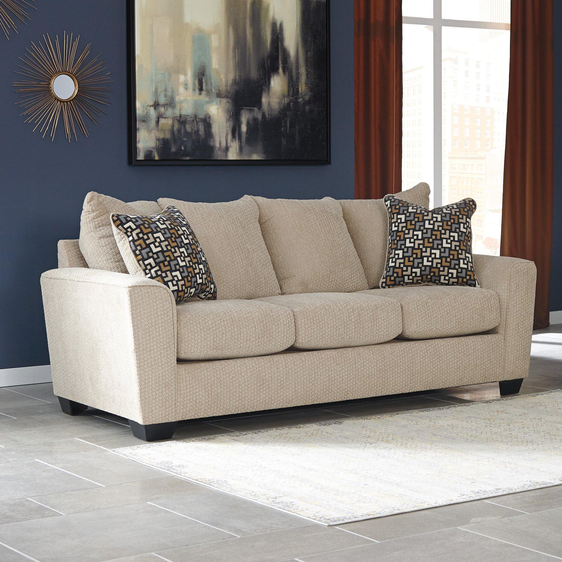 benchcraft wixon sleeper sofa
