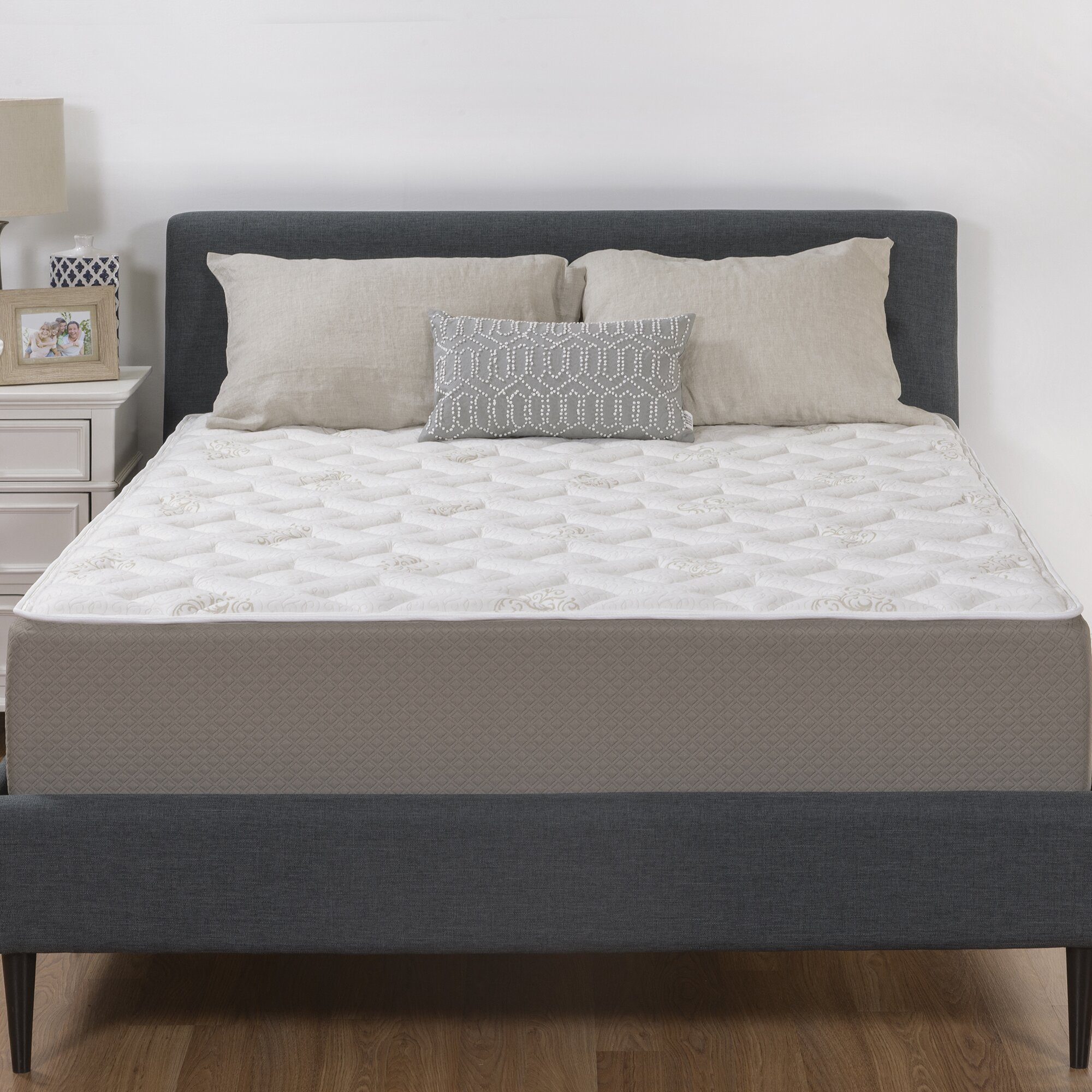 Serenia Sleep 12 Gel Memory Foam Mattress Reviews