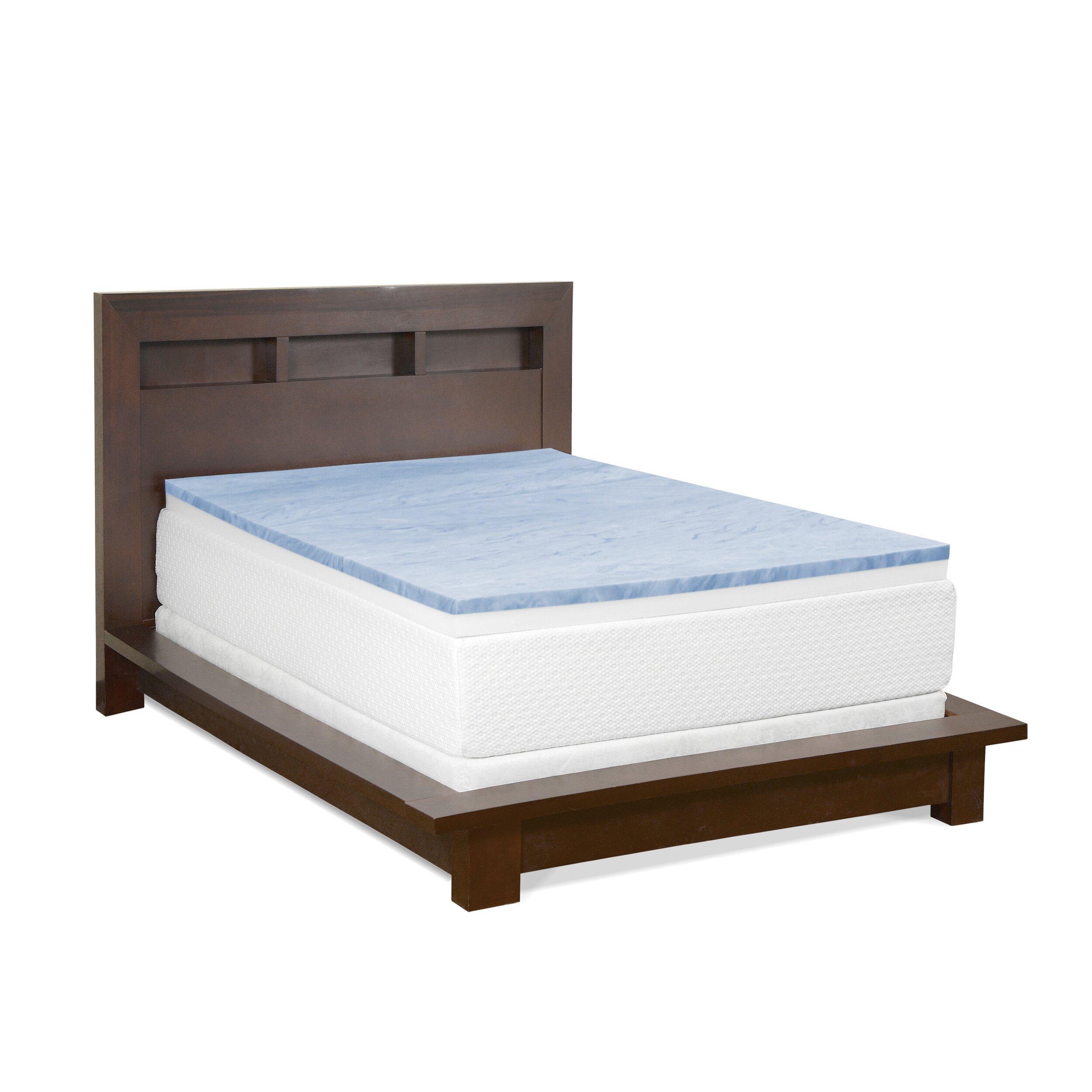 Sleep Options Memory Foam Mattress