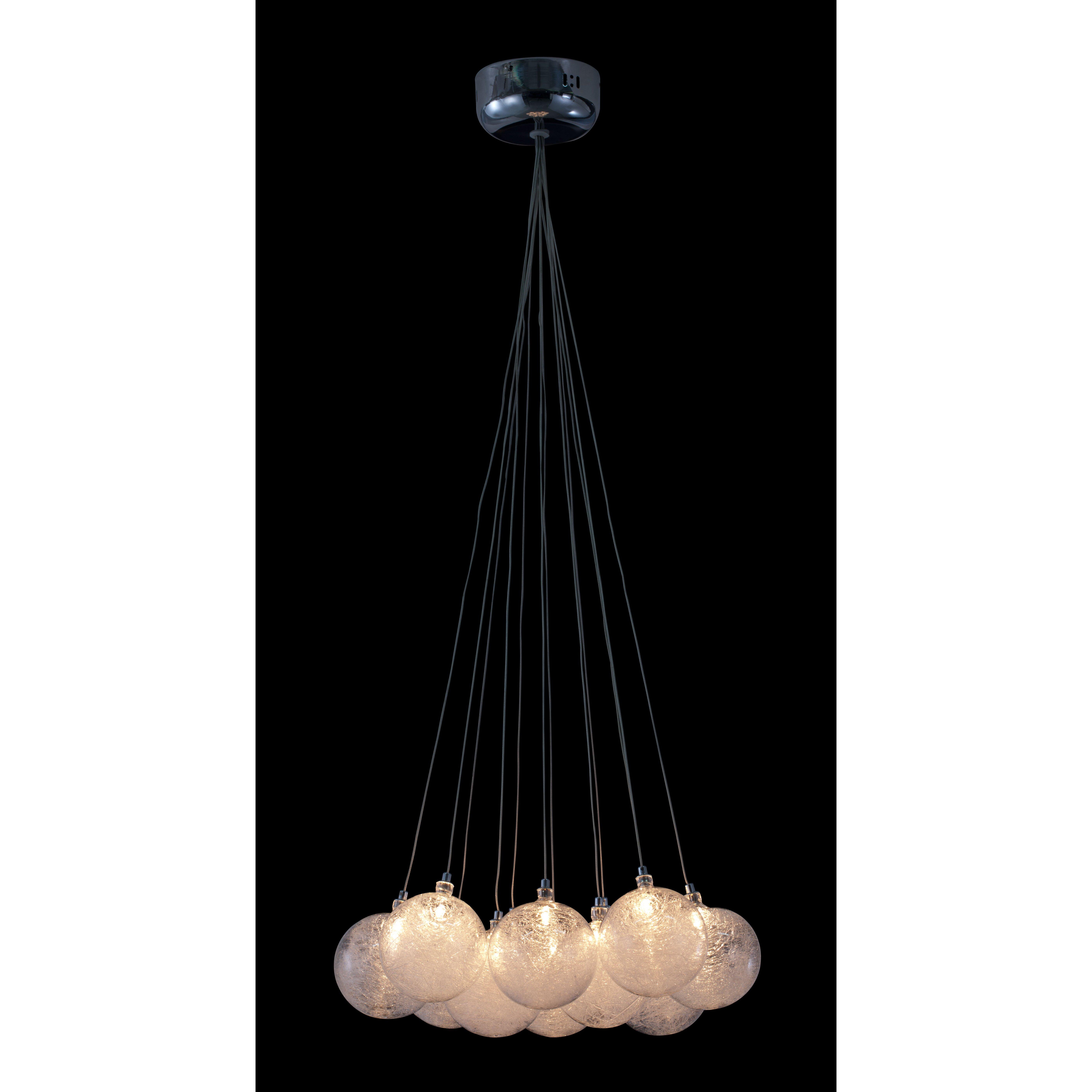 Dcor Design Cosmos 12 Light Cluster Pendant Amp Reviews