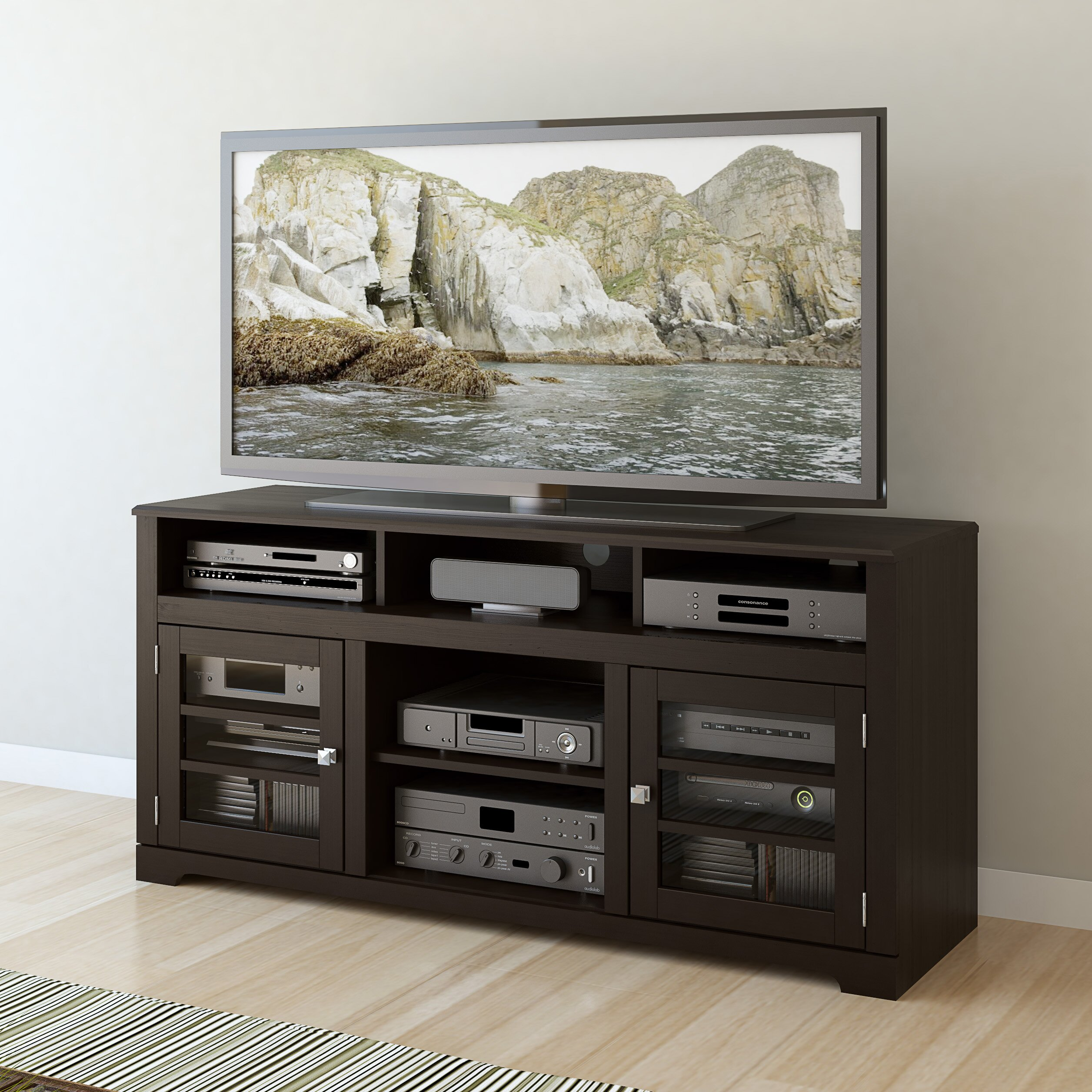DCOR Design West Lake TV Stand & Reviews