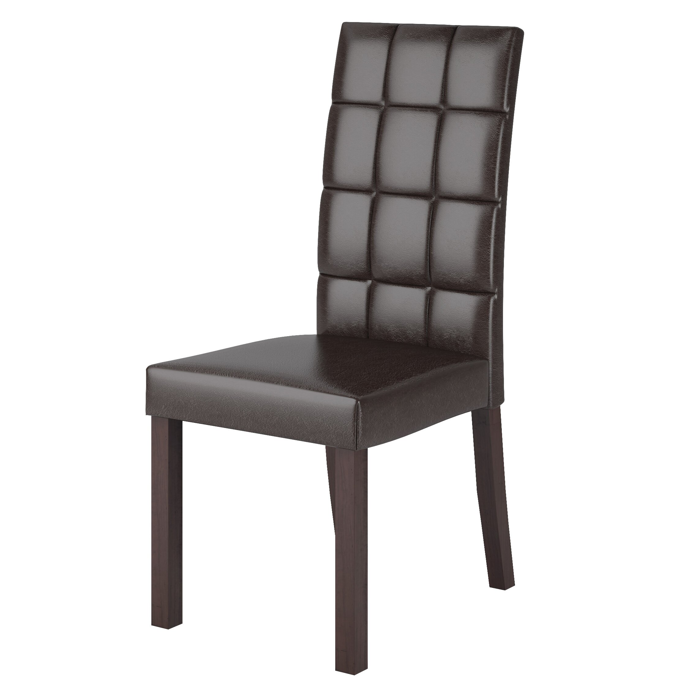 Dcor design atwood parsons chair for What is a parsons chair style