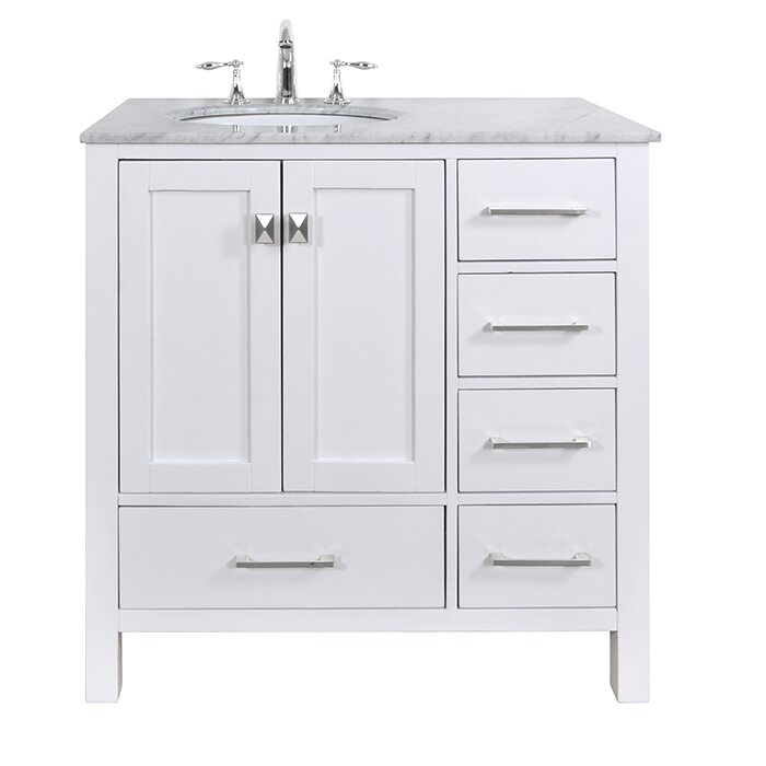Dcor Design Embrey 36 Single Bathroom Vanity Set Reviews Wayfair