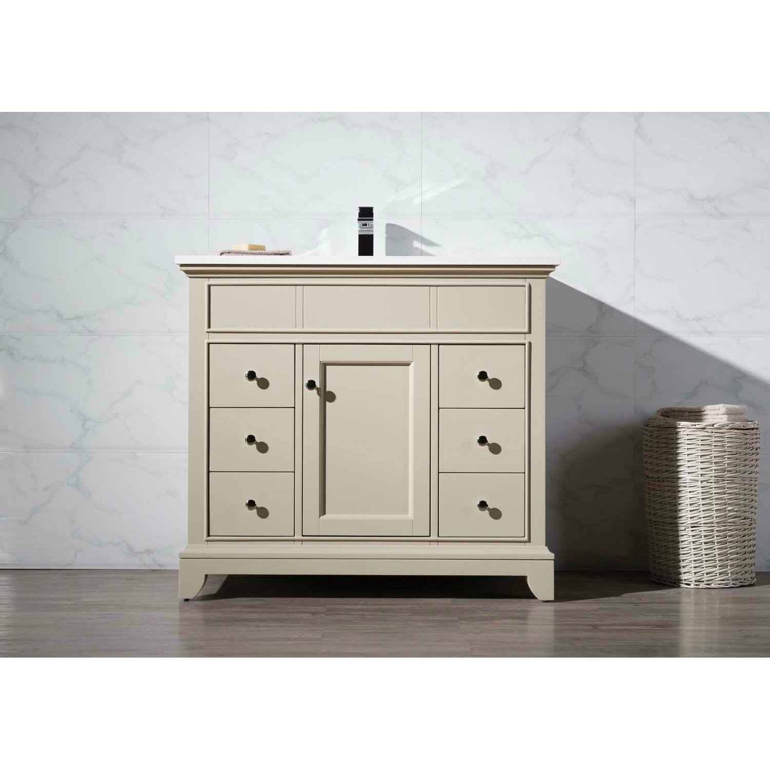 Dcor Design Dyer 37 Single Bathroom Vanity Set Wayfair