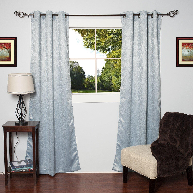 Sweet Home Collection Curtain Panel Pair & Reviews | Wayfair