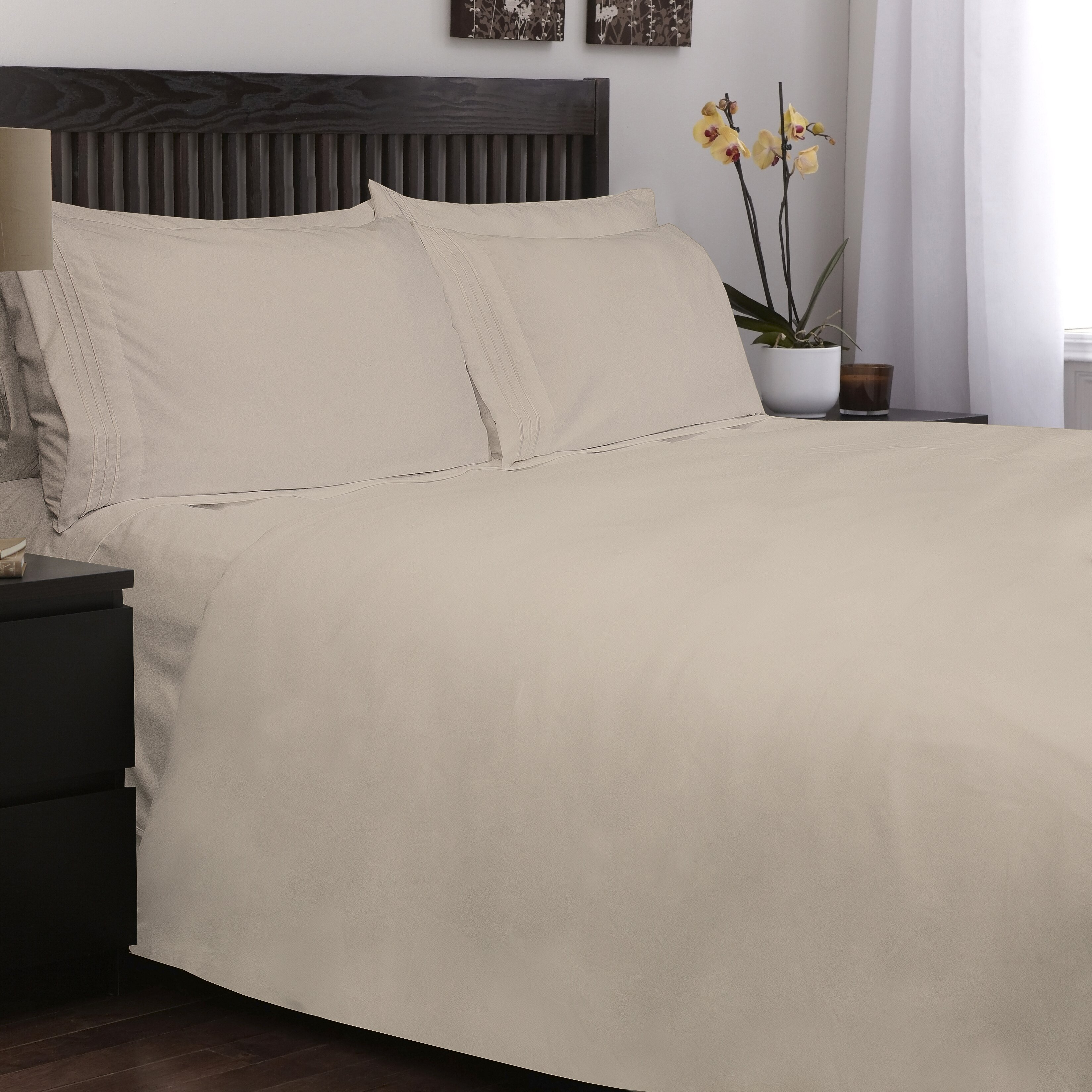 Sweet Home Collection Olivia Branch 1800 Thread Count ...