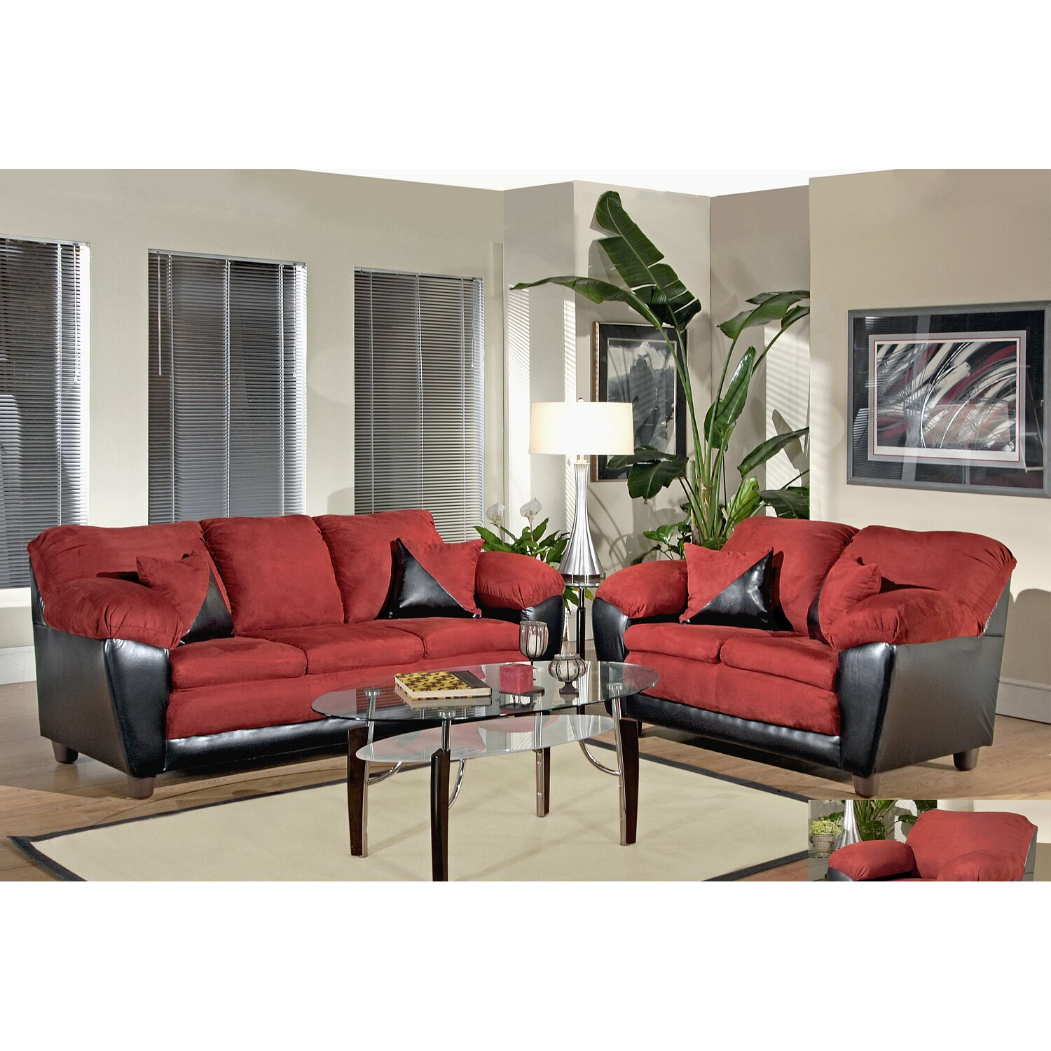 Piedmont Furniture Brooklyn Living Room Collection Reviews Wayfair